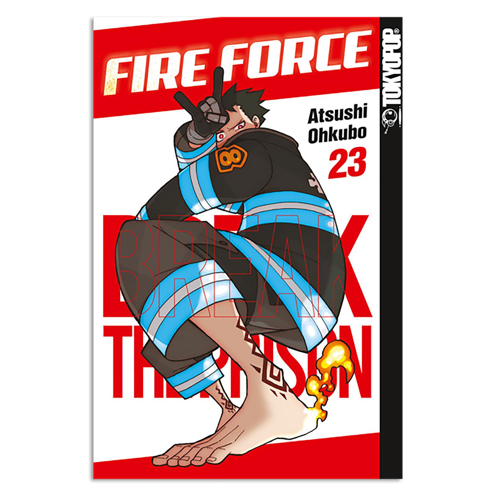 Fire Force - Band 23 Taschenbuch