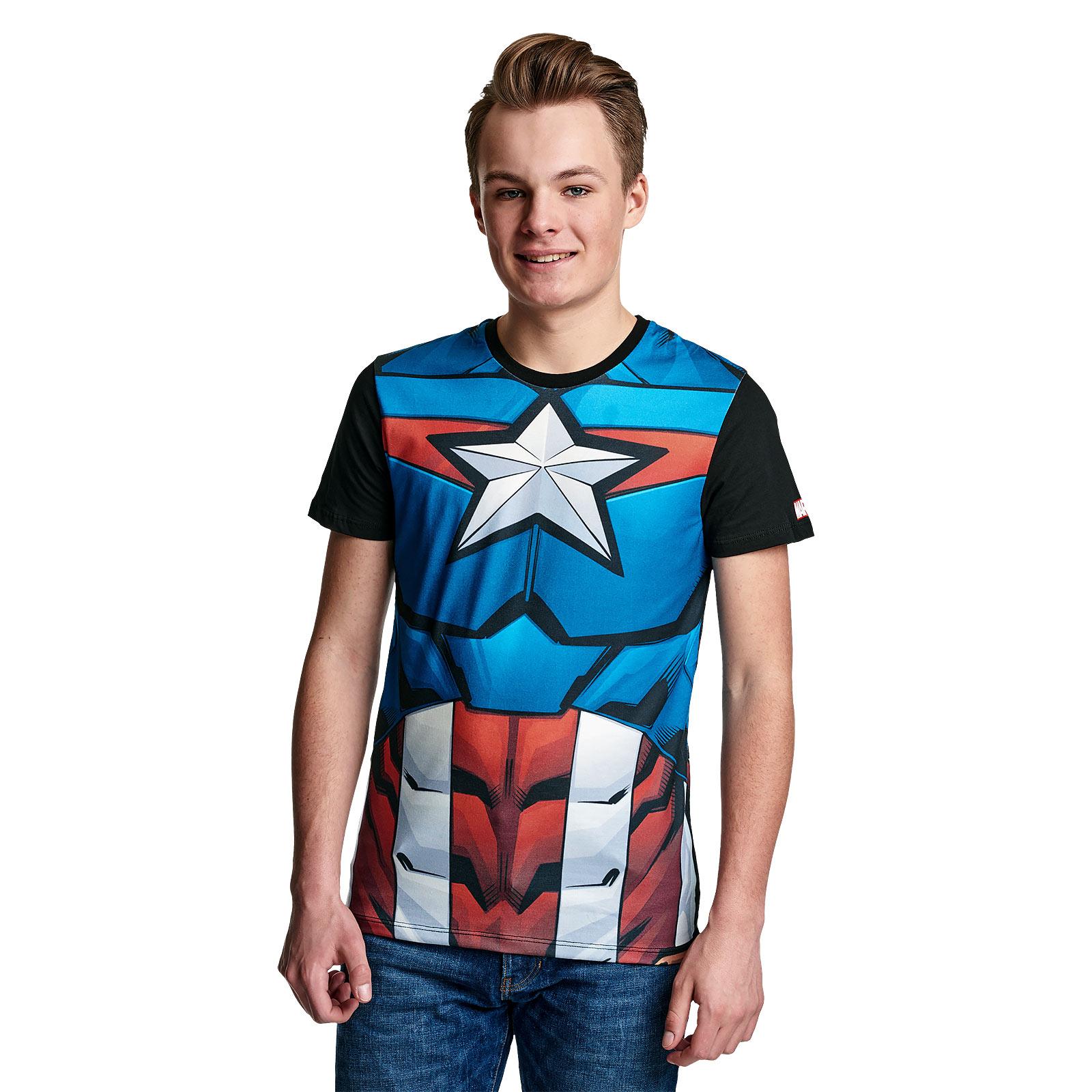 Captain America - Lookalike T-Shirt