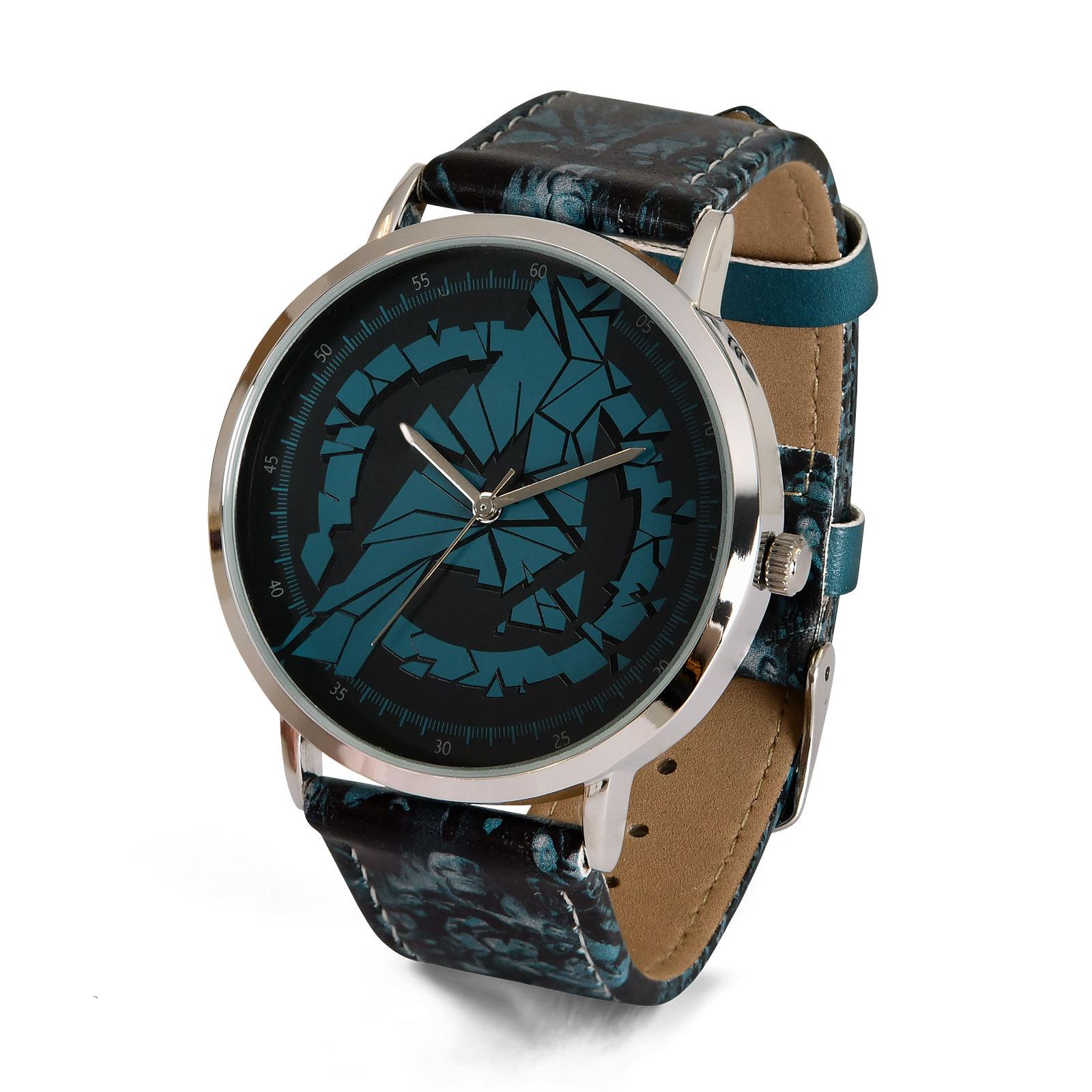 Avengers - Logo Armbanduhr