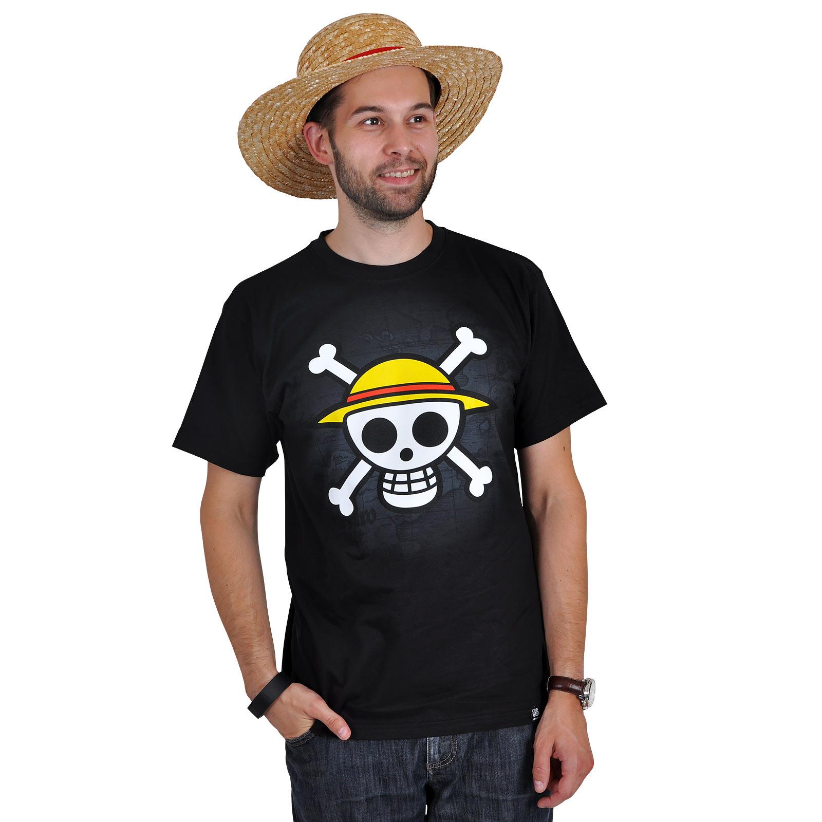 One Piece - Monkey D. Ruffy Strohhut
