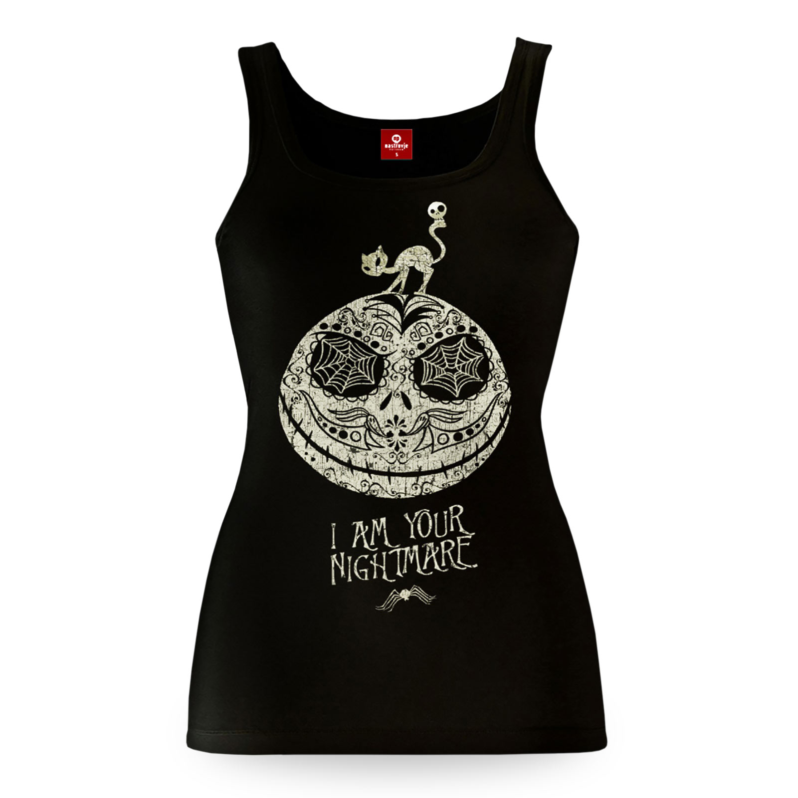 Nightmare Before Christmas - I'm Your Nightmare Lady Tank Top