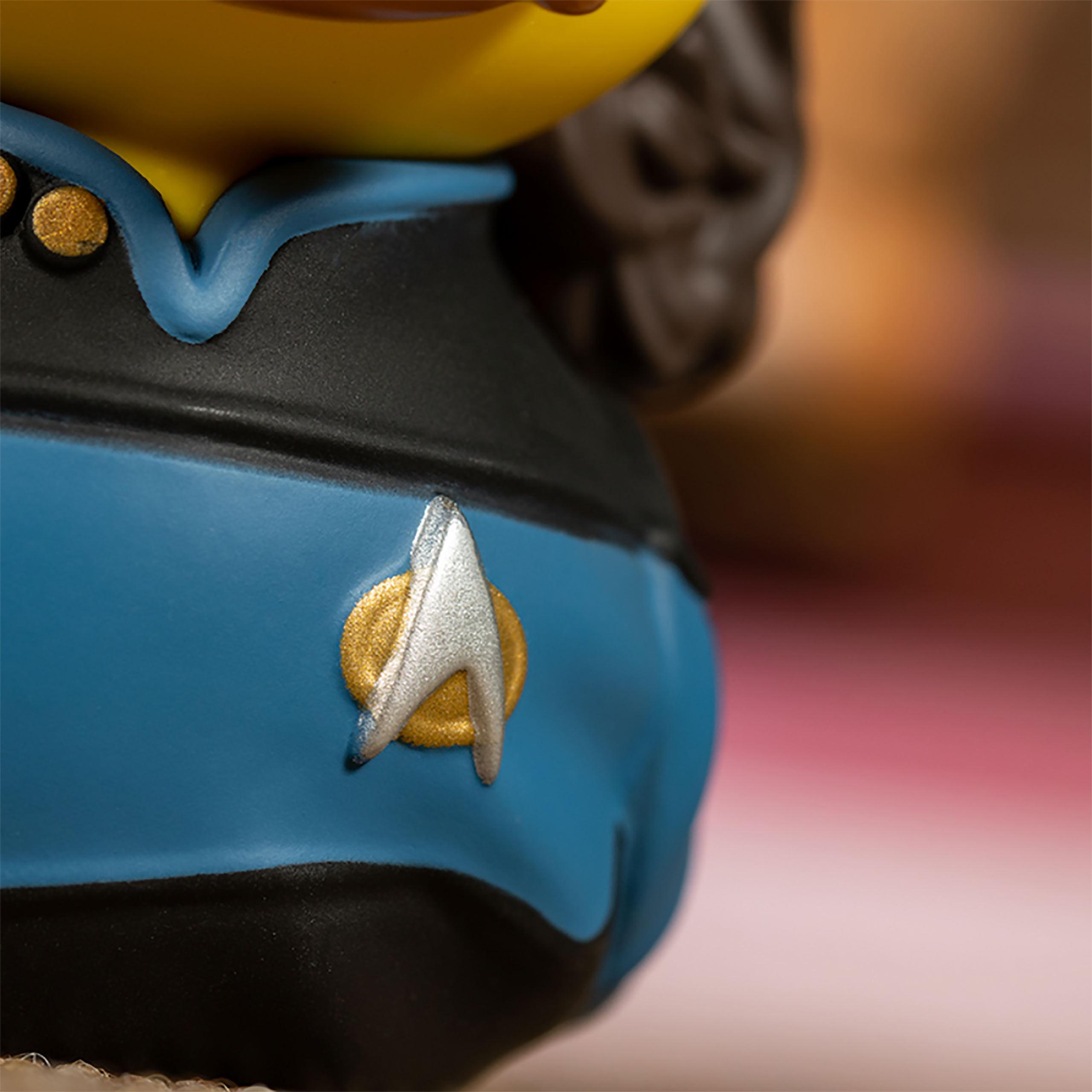 Star Trek - Deanna Troi TUBBZ Deko Ente