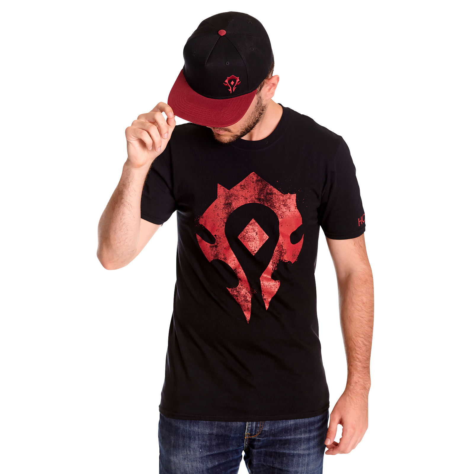 World of Warcraft - Horde Always T-Shirt schwarz