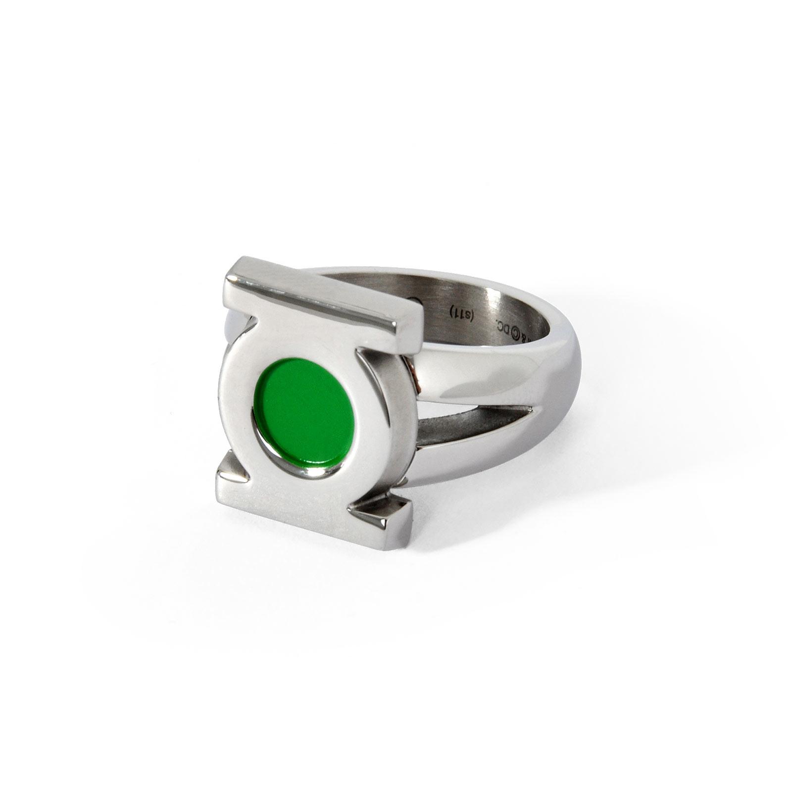 Green Lantern - Emblem Ring