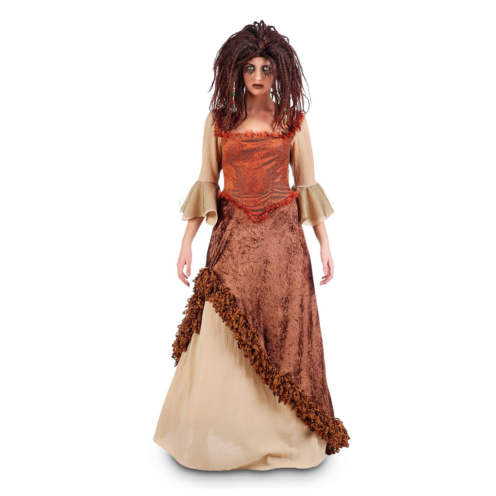 Karibik Piratin - Kostüm Damen
