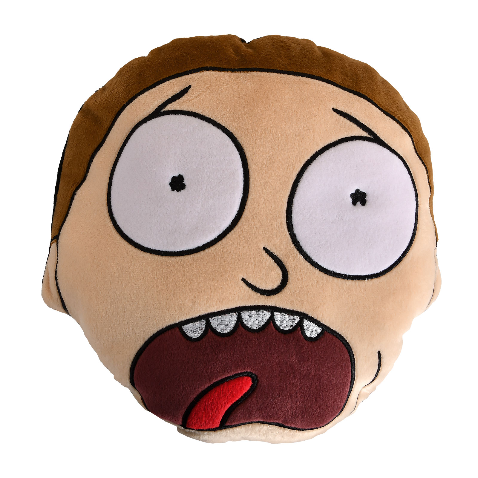 Rick and Morty - Morty Face Kissen