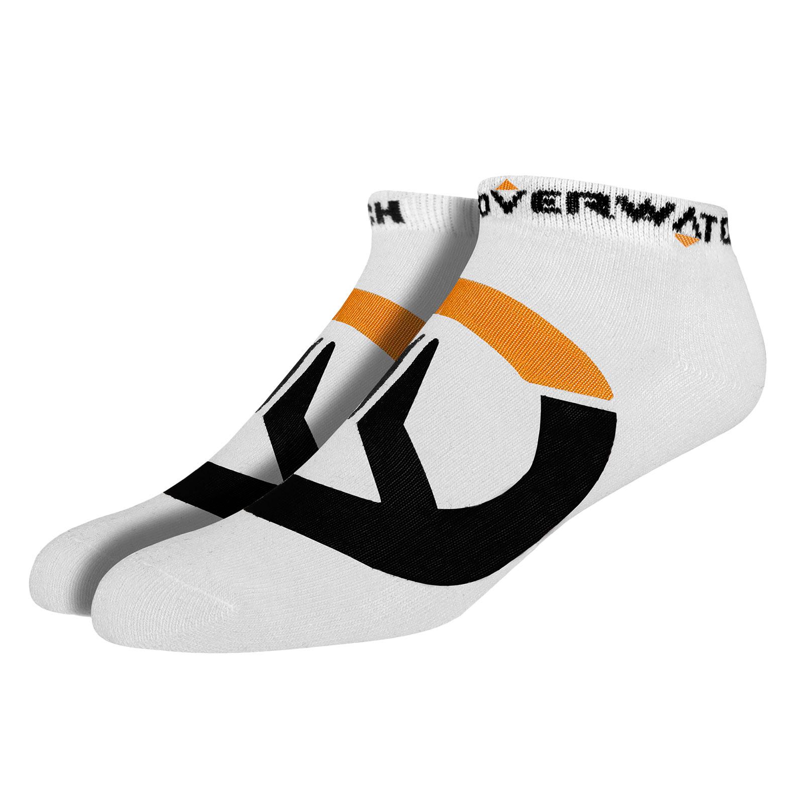 Overwatch - Logo Socken 3er Set weiß