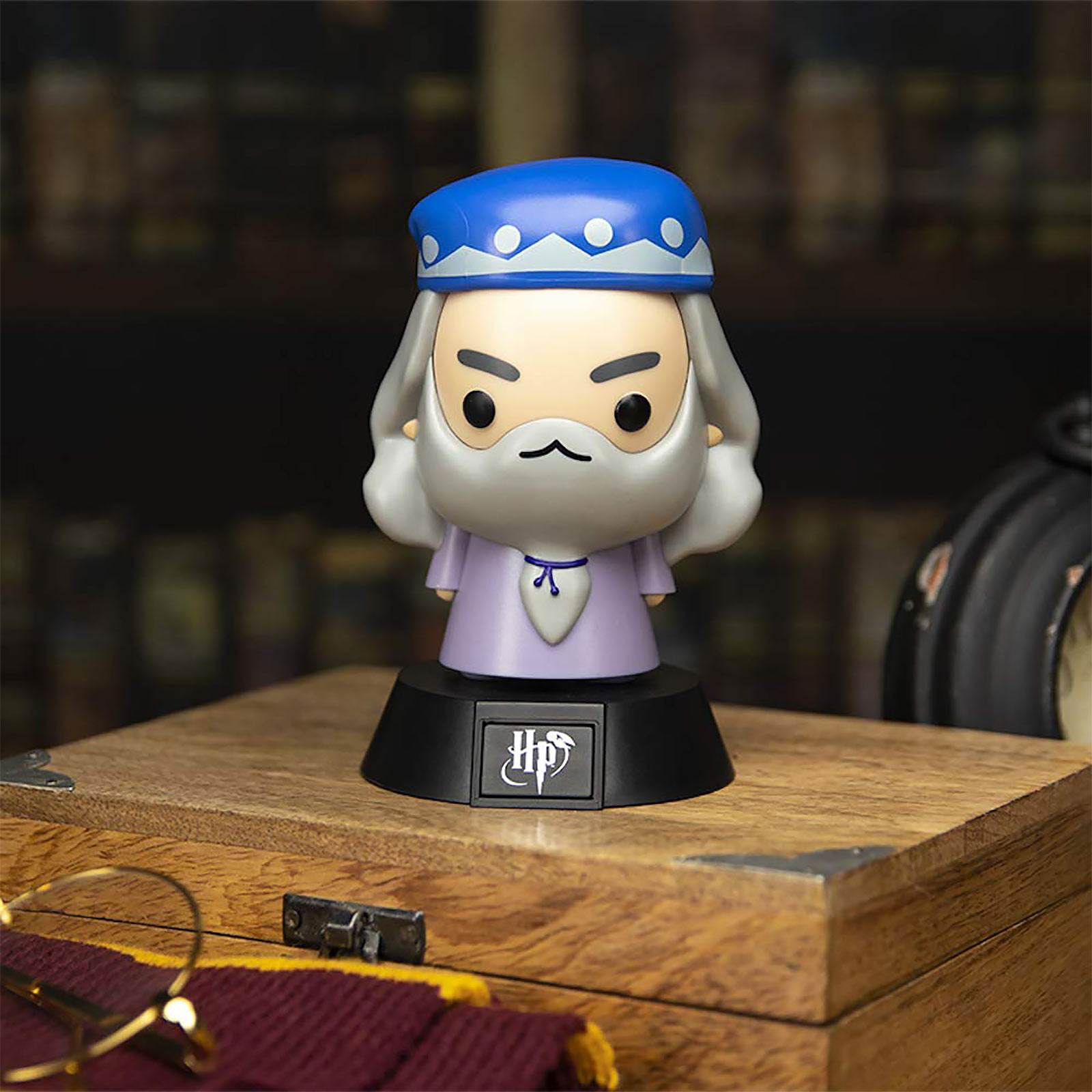 Harry Potter - Dumbledore Chibi Icons 3D Tischlampe
