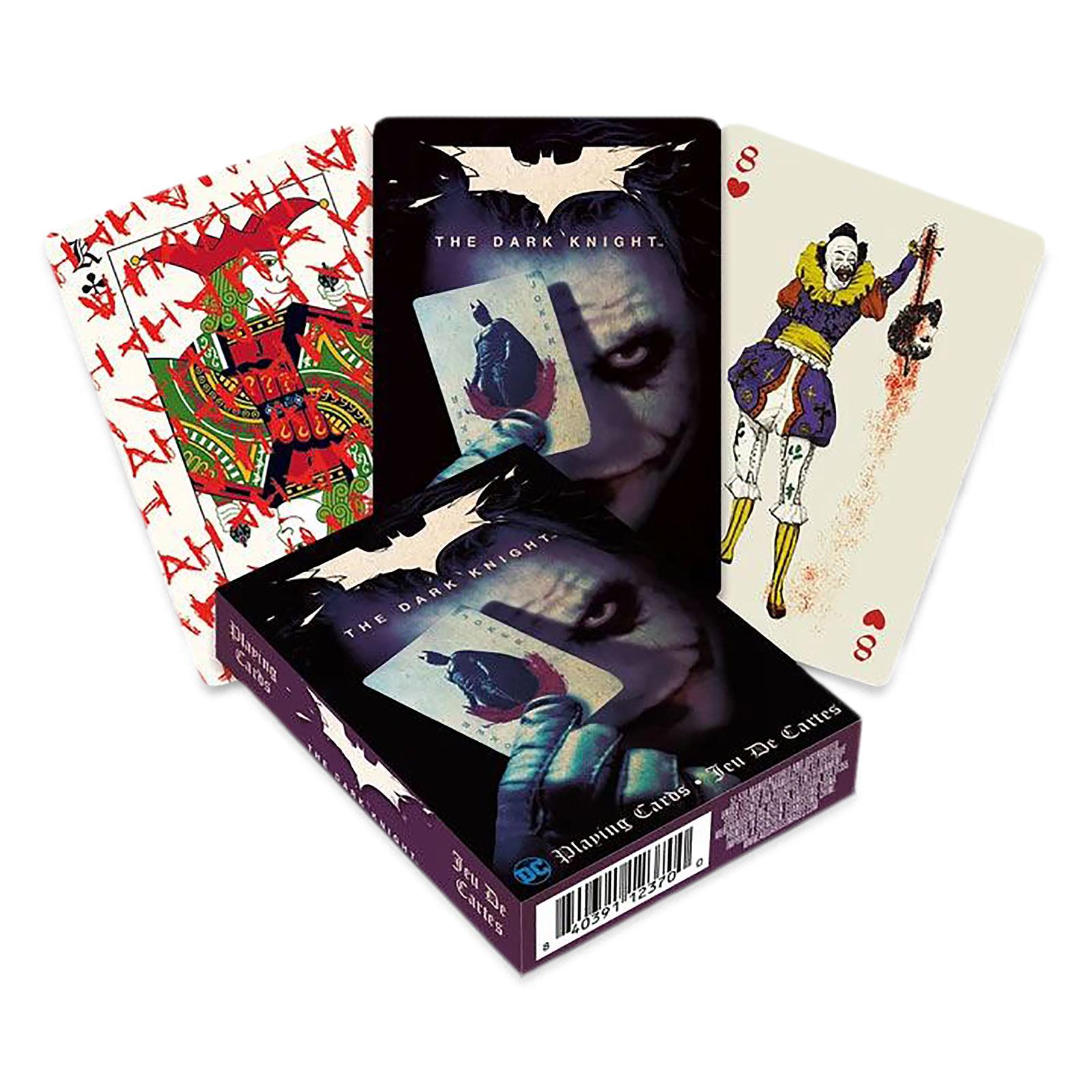 The Dark Knight - Joker Spielkarten