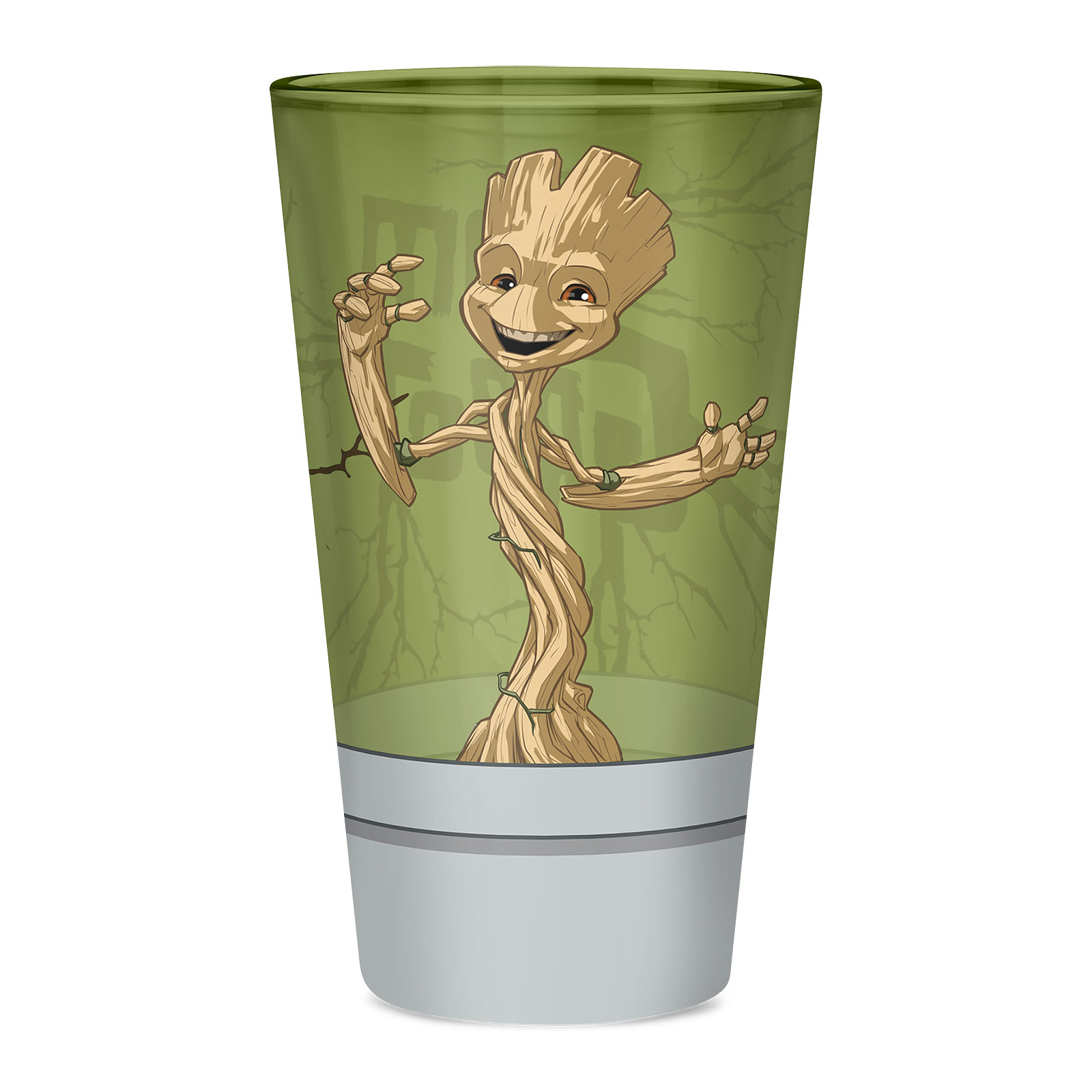 Guardians of the Galaxy - Groot Glas