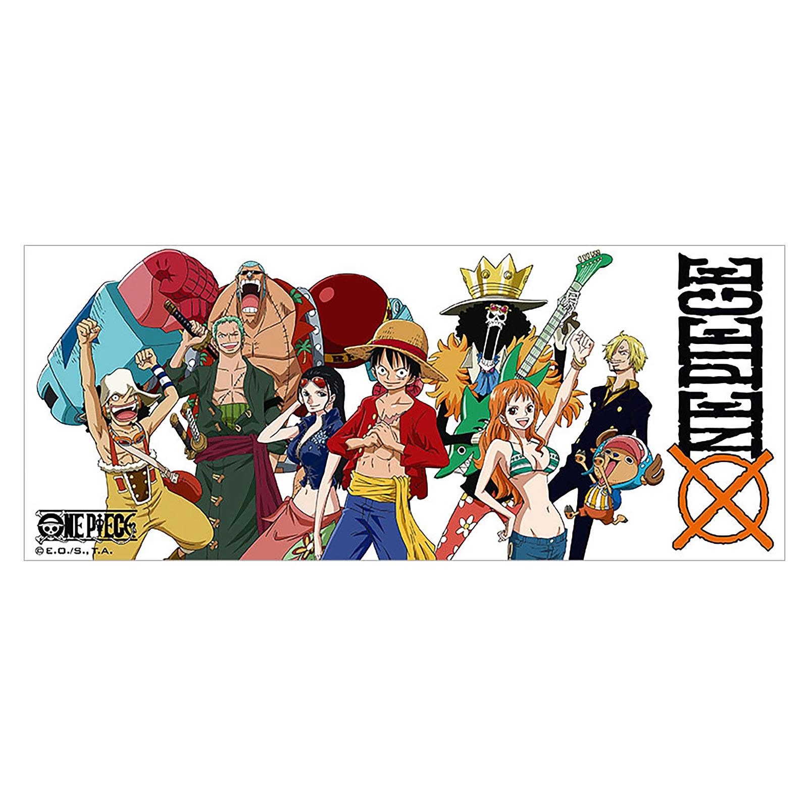 One Piece - New World Tasse