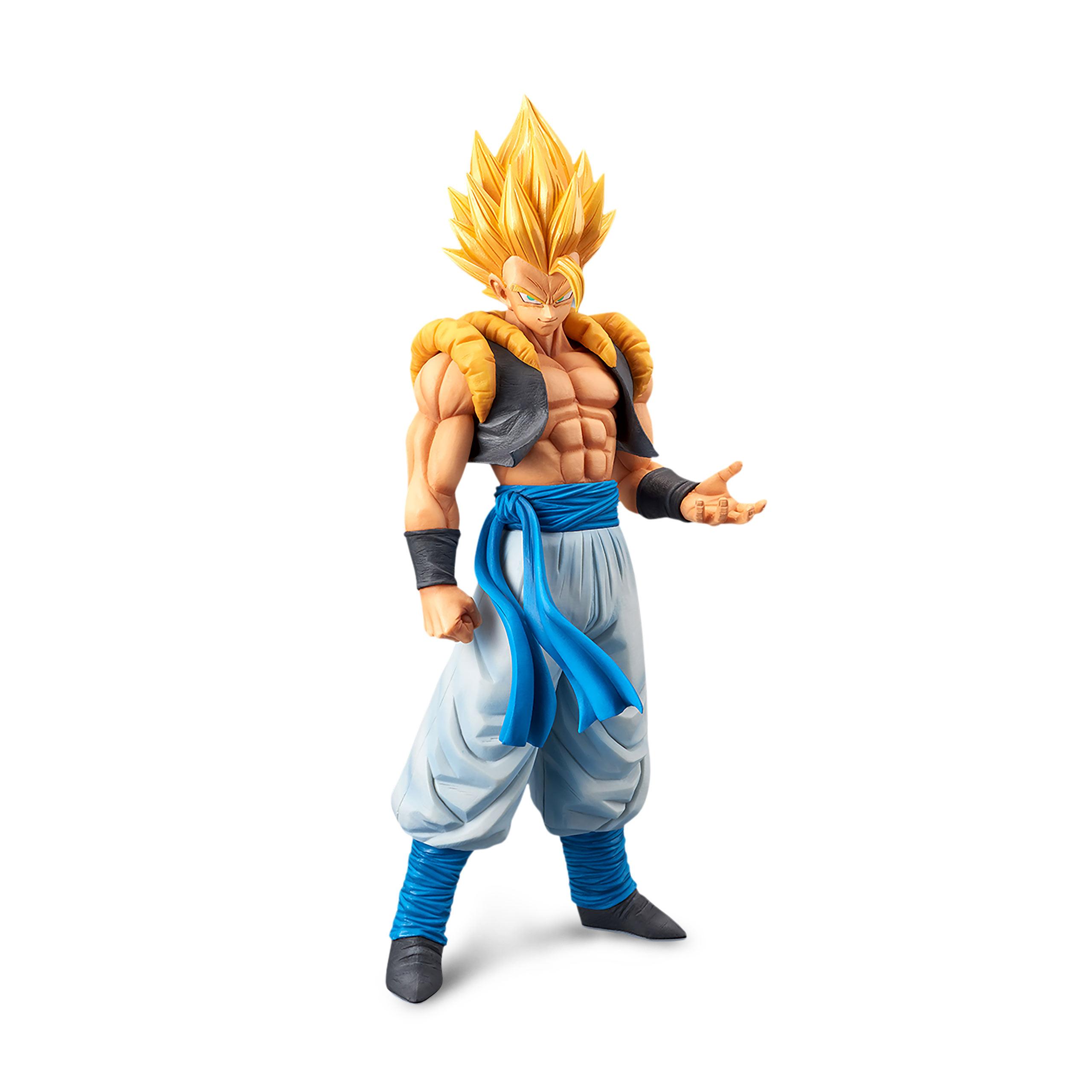 Dragon Ball Super - Gogeta Grandista nero Figur 27 cm