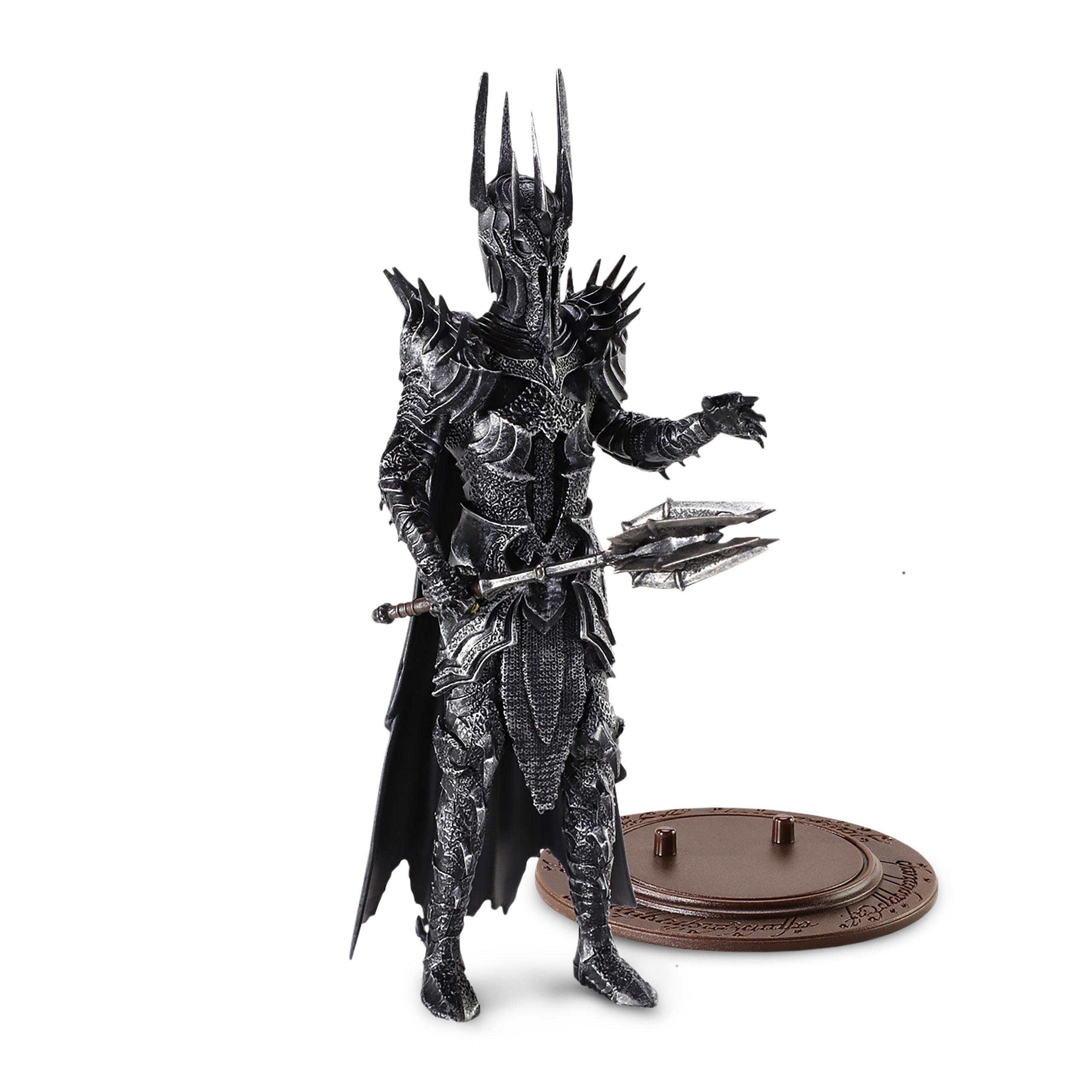 Herr der Ringe - Sauron Bendyfigs Figur 20 cm