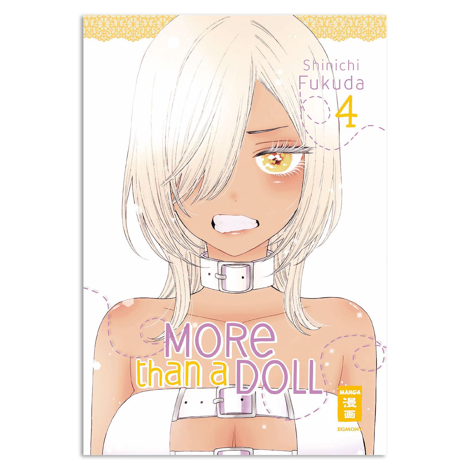 More than a Doll - Band 4 Taschenbuch