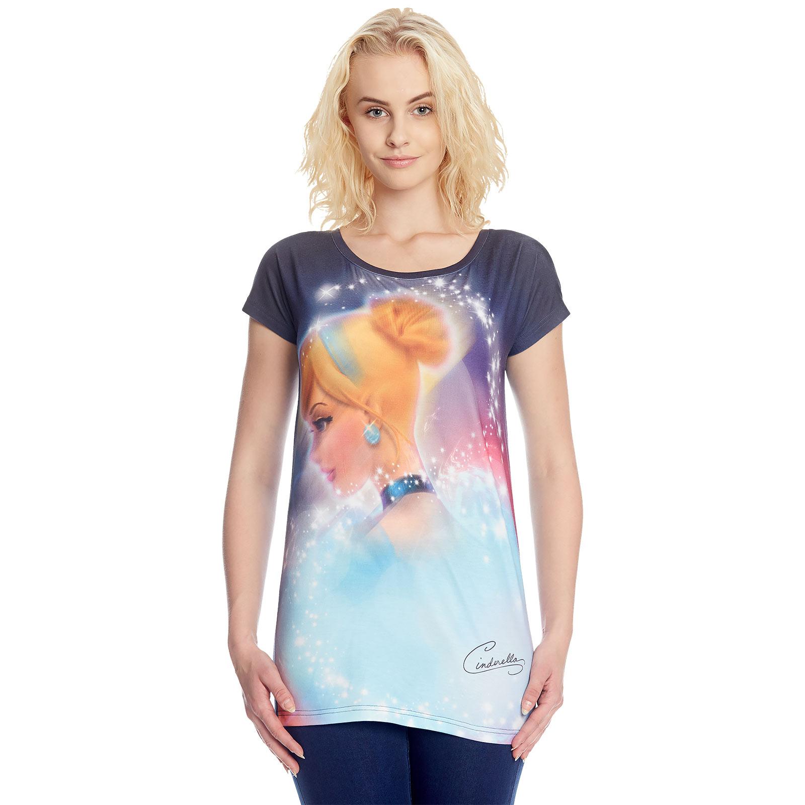 Cinderella - Glamour Girlie Shirt Loose Fit