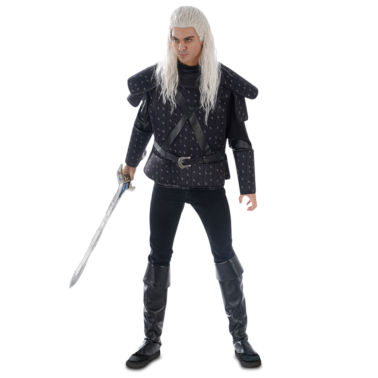 Geralt Kostüm Brustpanzer für Witcher Fans
