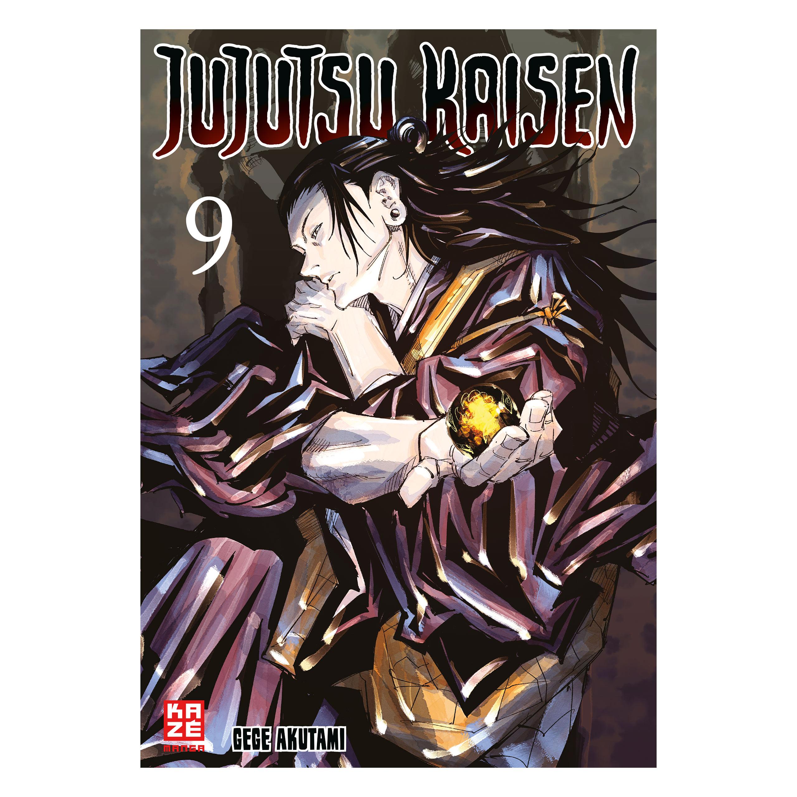 Jujutsu Kaisen - Band 9 Taschenbuch