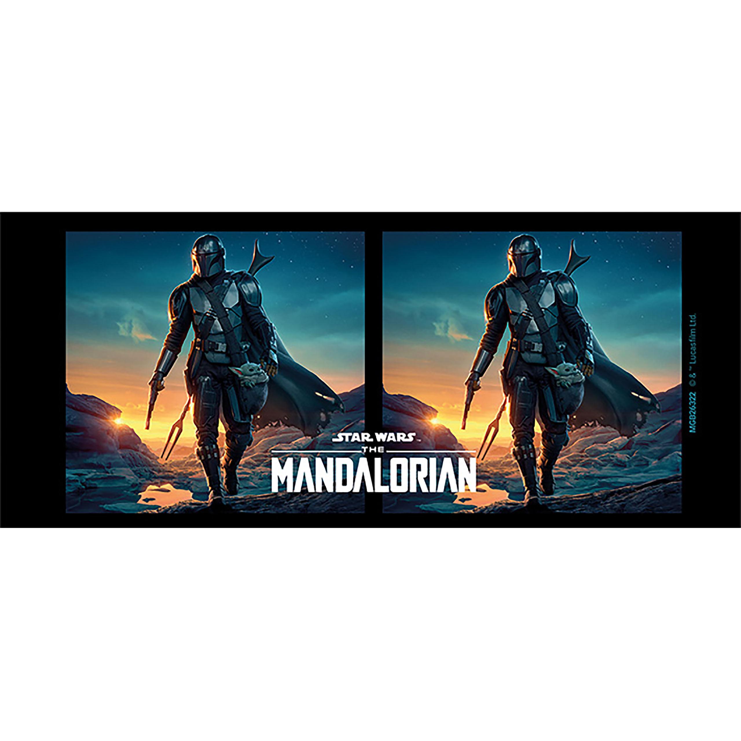 Mandalorianer Nightfall Tasse - Star Wars The Mandalorian