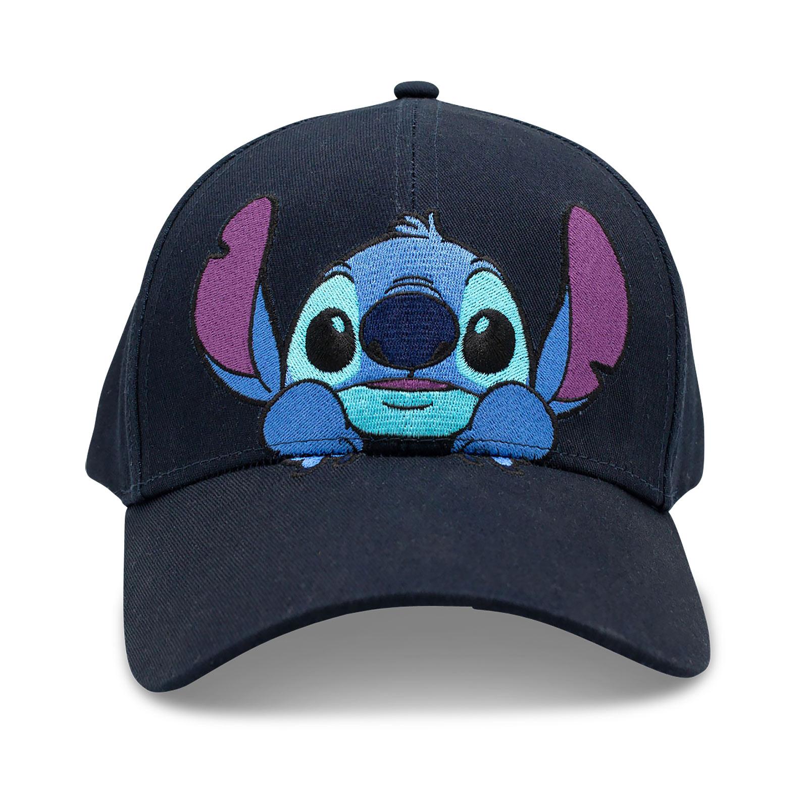 Lilo & Stitch - Stitch Basecap blau