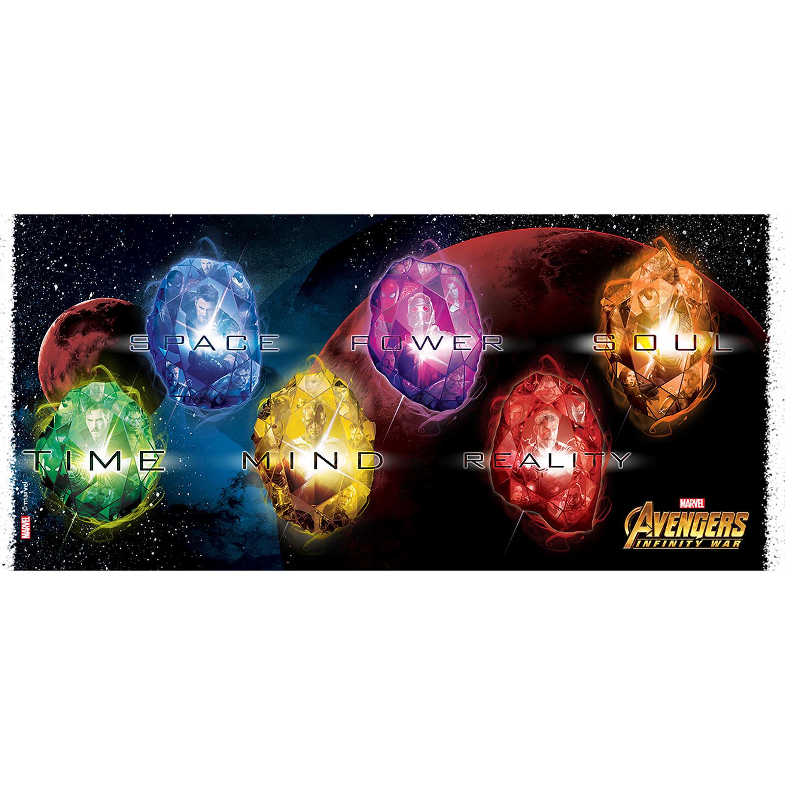 Avengers - Infinity Stones Tasse