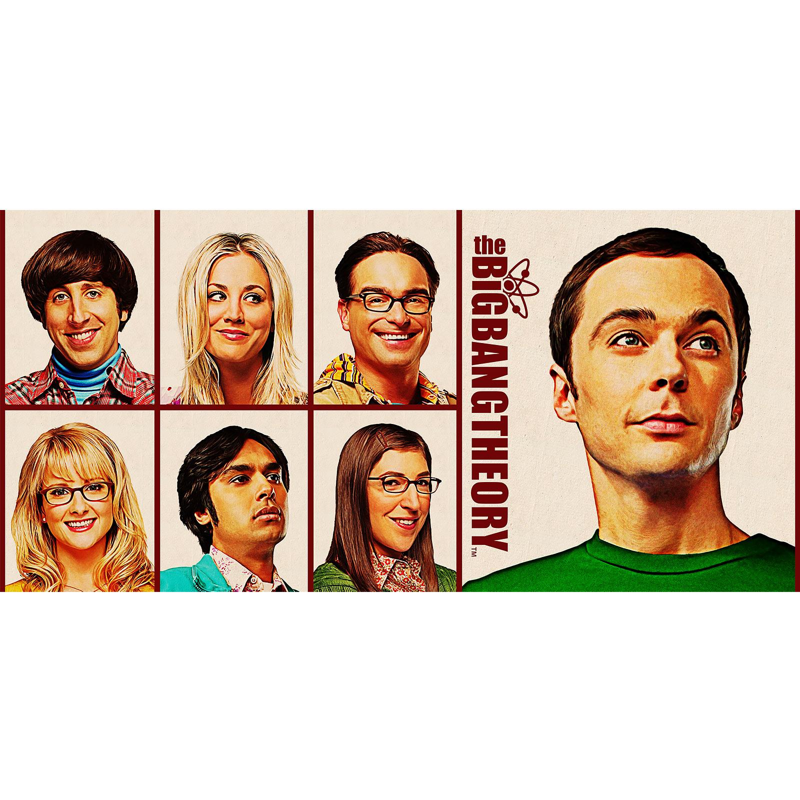 Big Bang Theory - We are Family Tasse