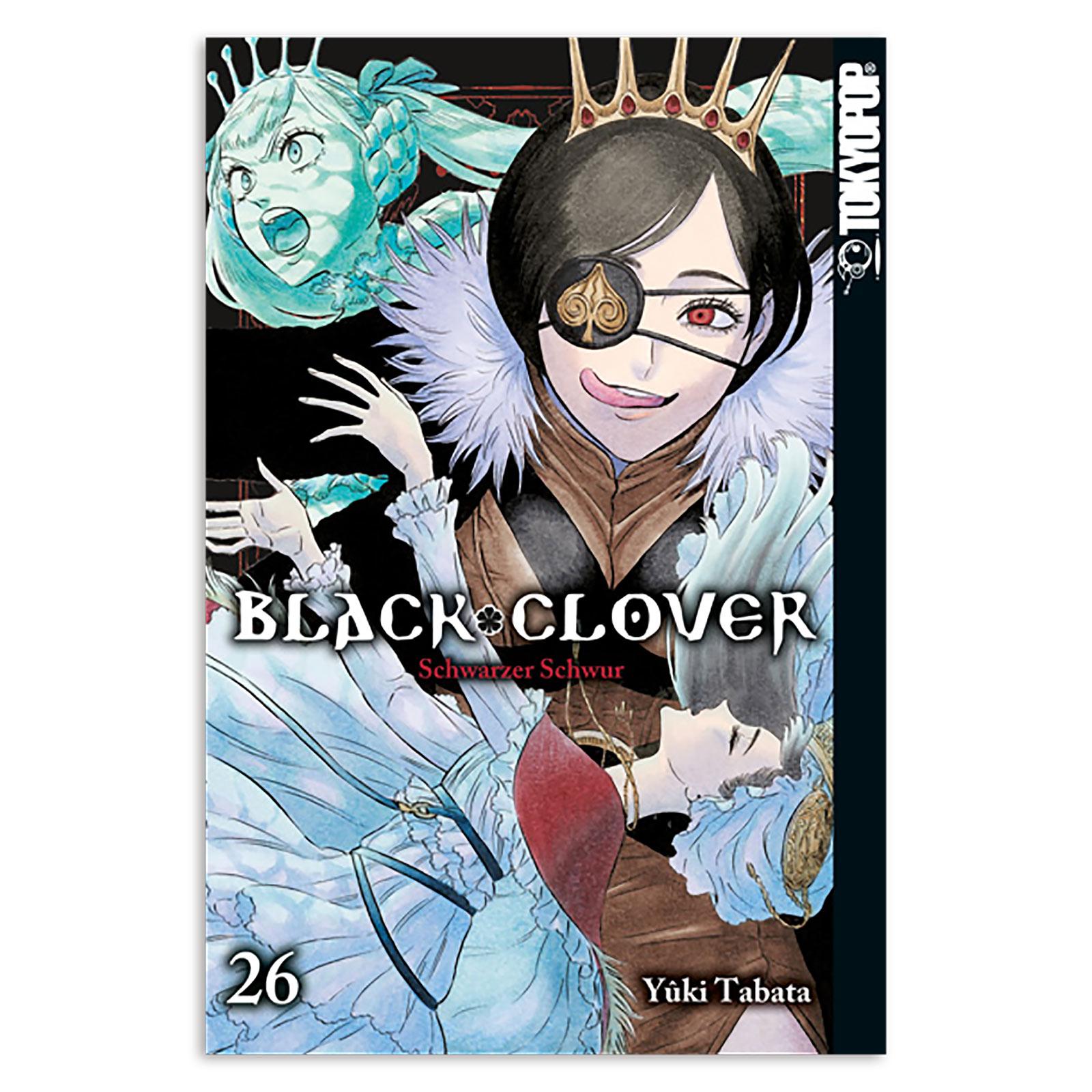Black Clover - Band 26 Taschenbuch