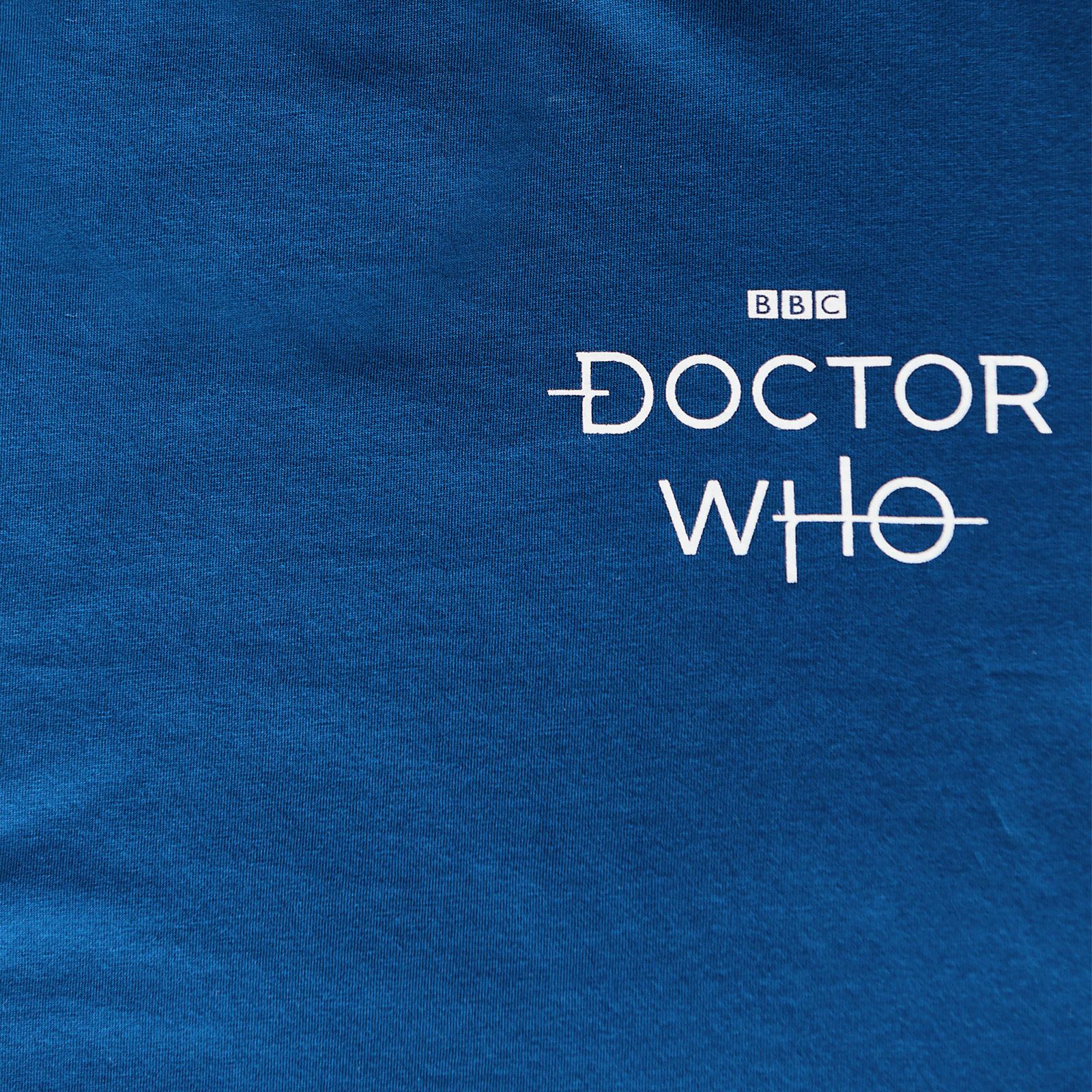 Doctor Who - Tardis Pyjama kurz Damen