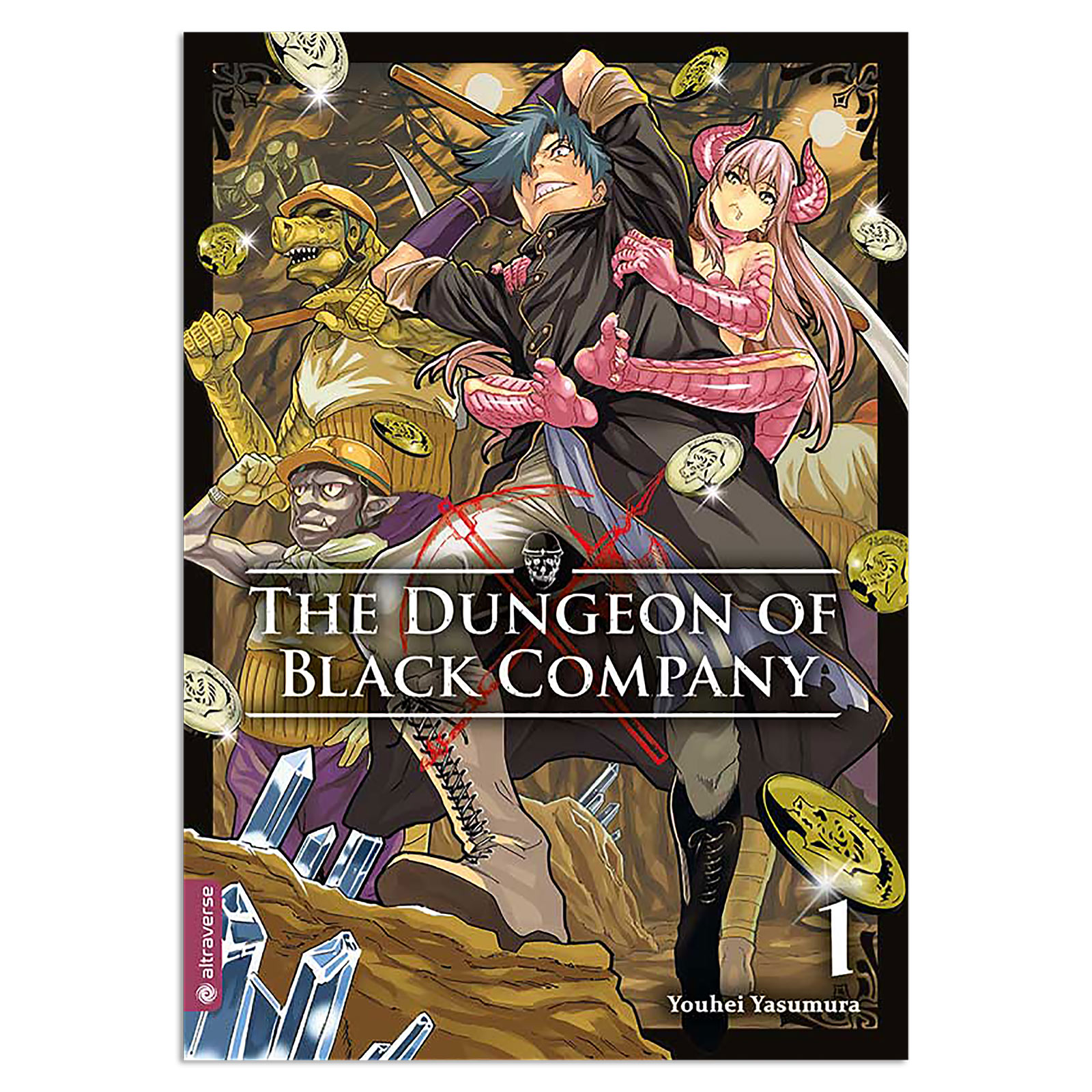 The Dungeon of Black Company - Band 1 Taschenbuch