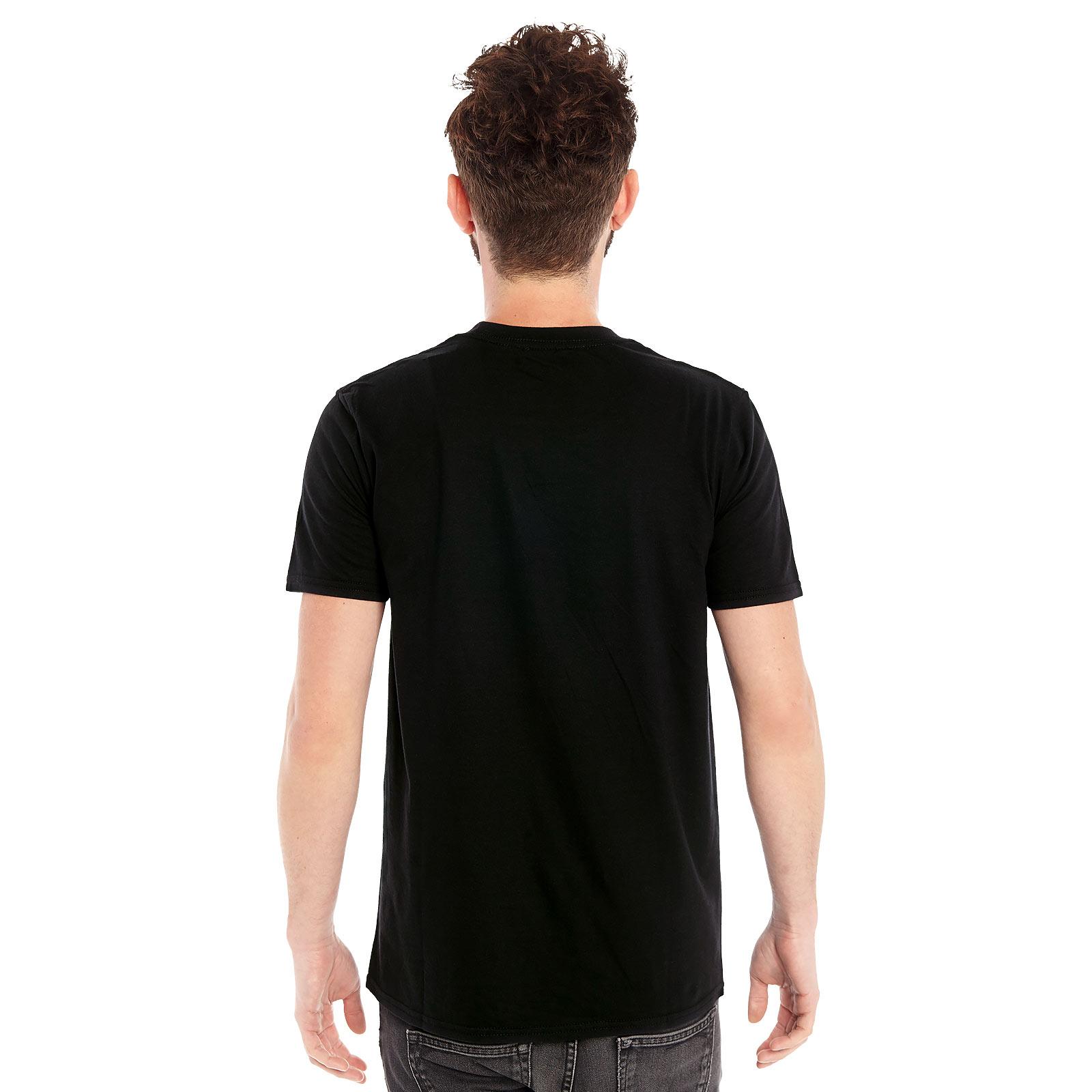 Overwatch - Logo T-Shirt schwarz