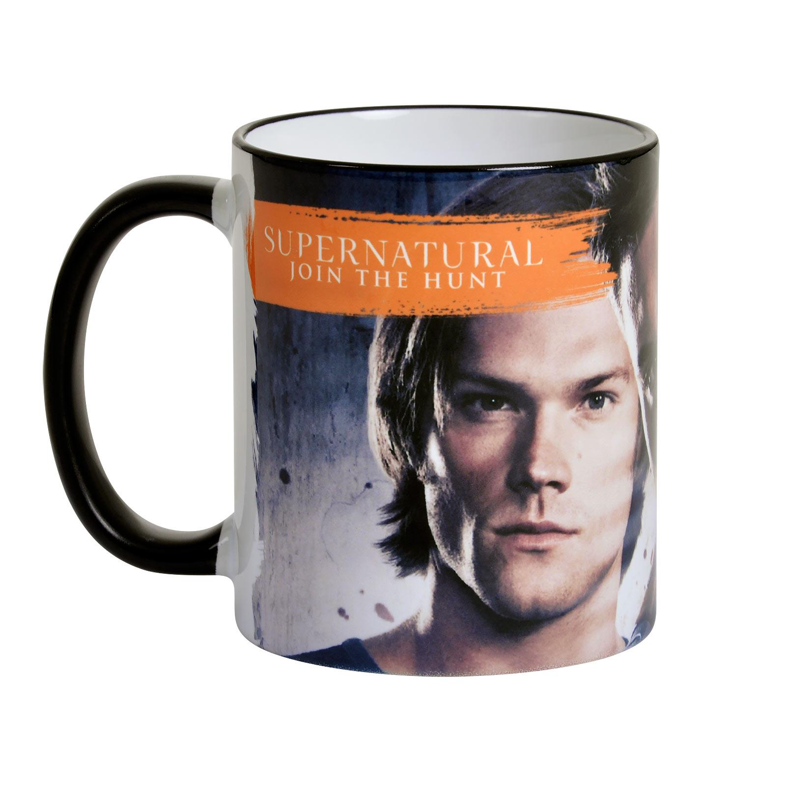 Supernatural - Sam & Dean Winchester Tasse