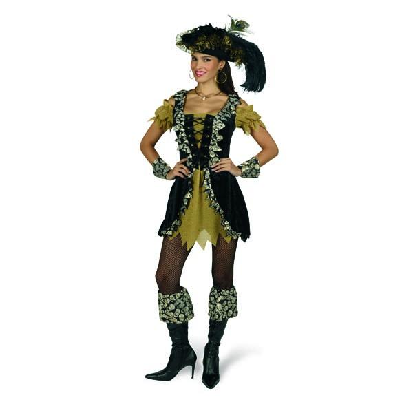 Piratenkleid - Kostüm