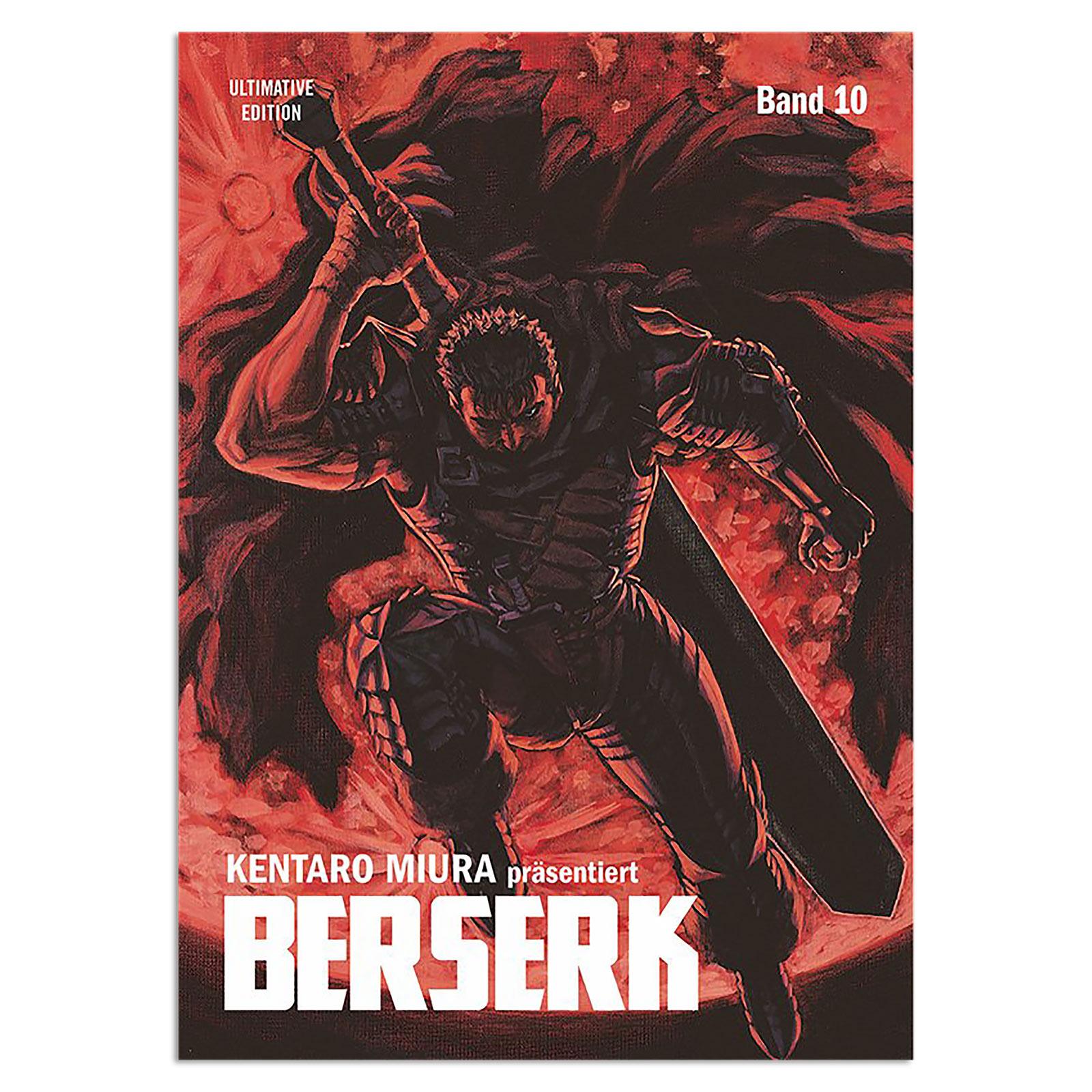 Berserk - Manga Band 10 Ultimate Edition