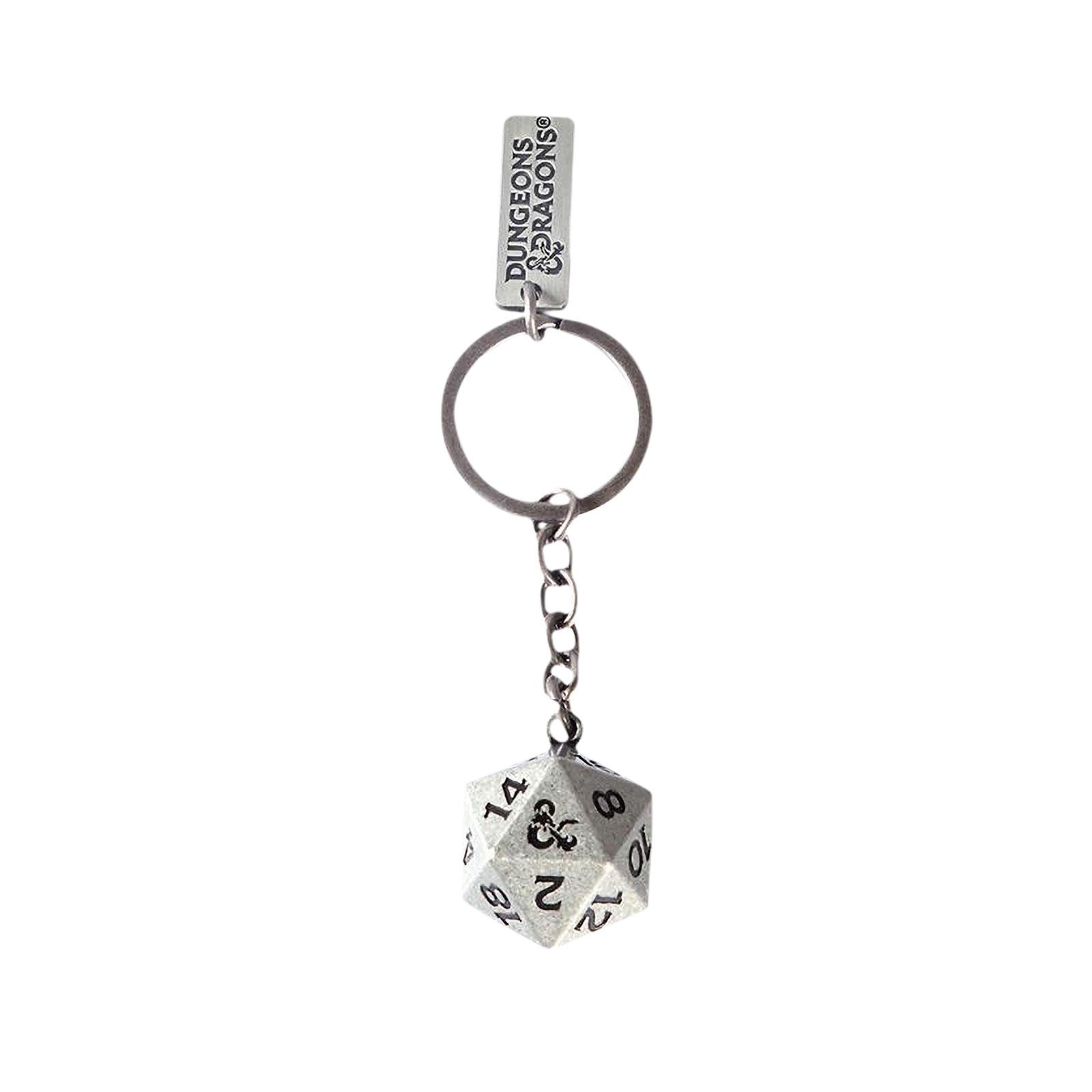 Dungeons & Dragons - Würfel Schlüsselanhänger