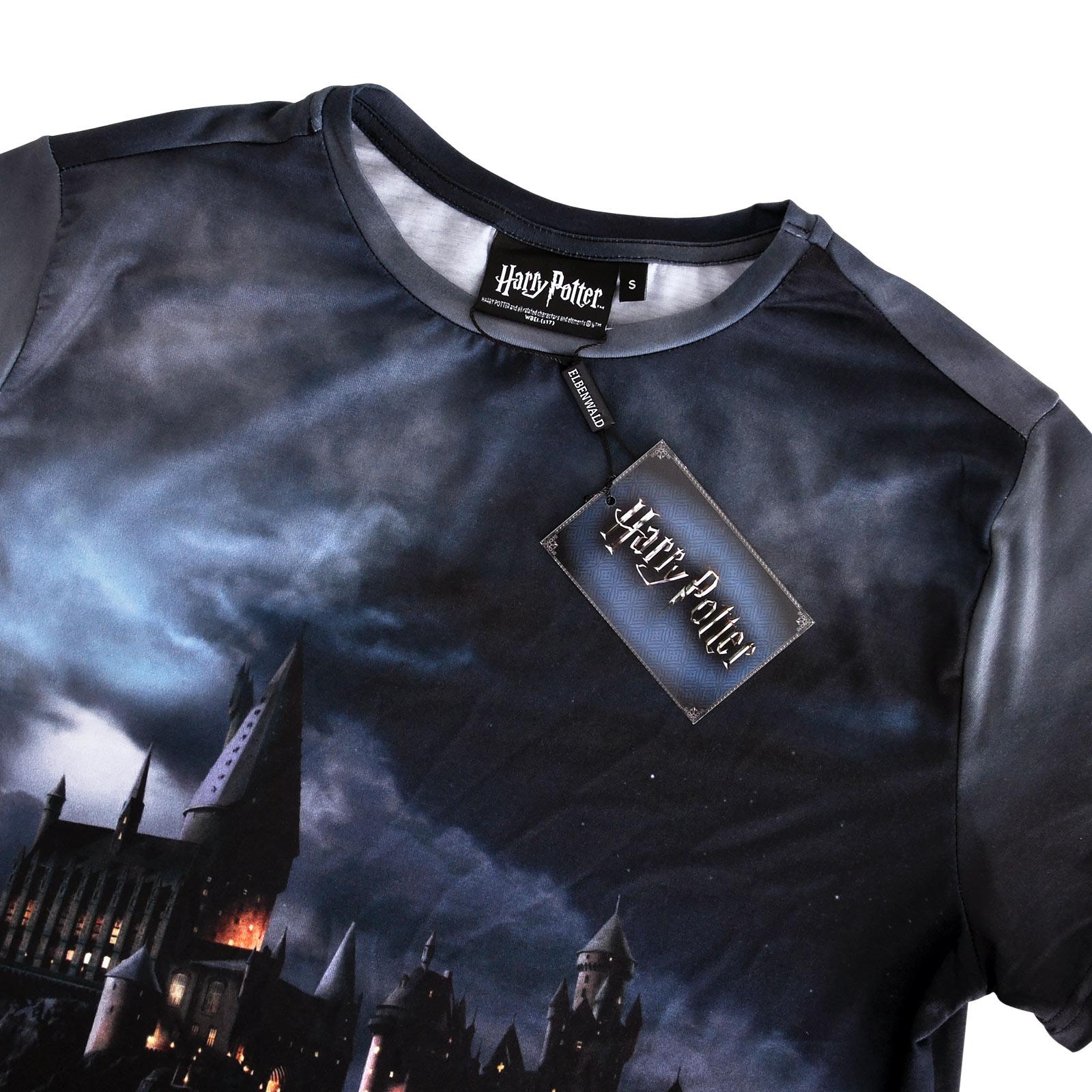 Harry Potter - Hogwarts The Magic Begins T-Shirt