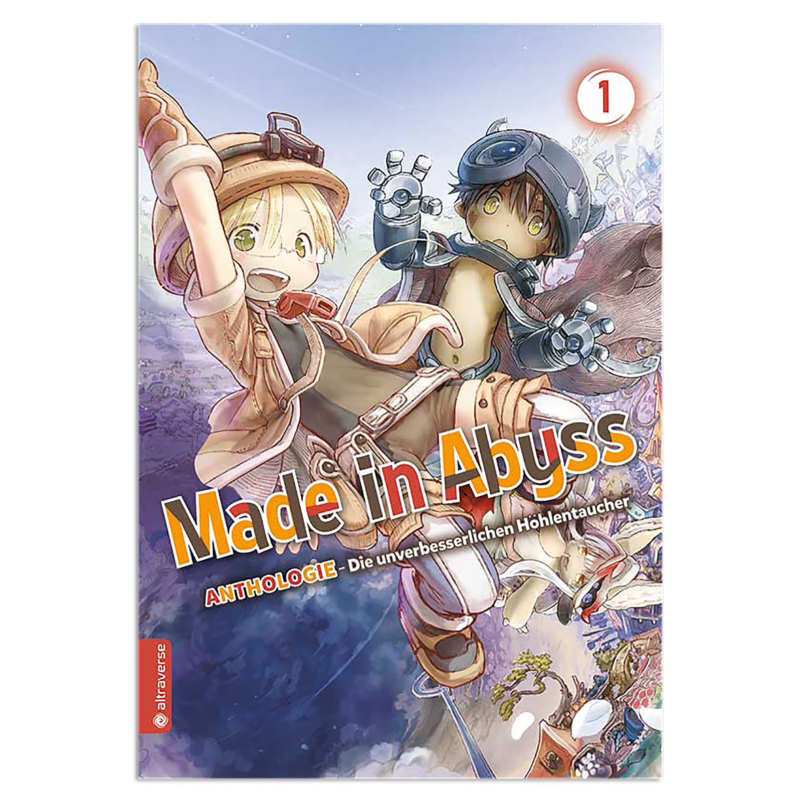 Made in Abyss Anthologie - Band 1 Taschenbuch