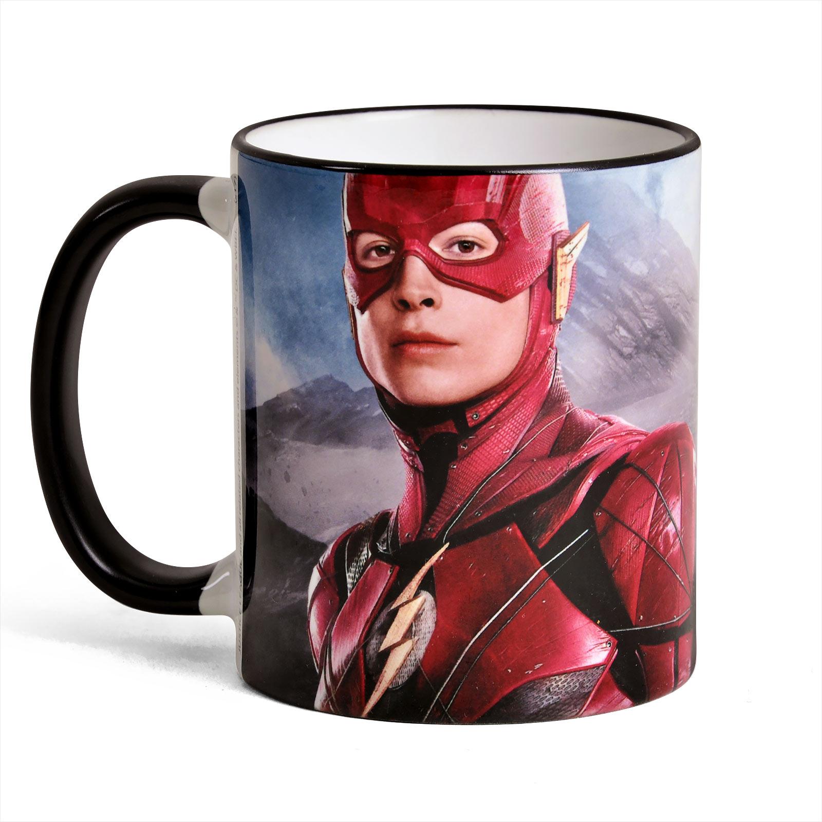 Flash Tasse - Justice League