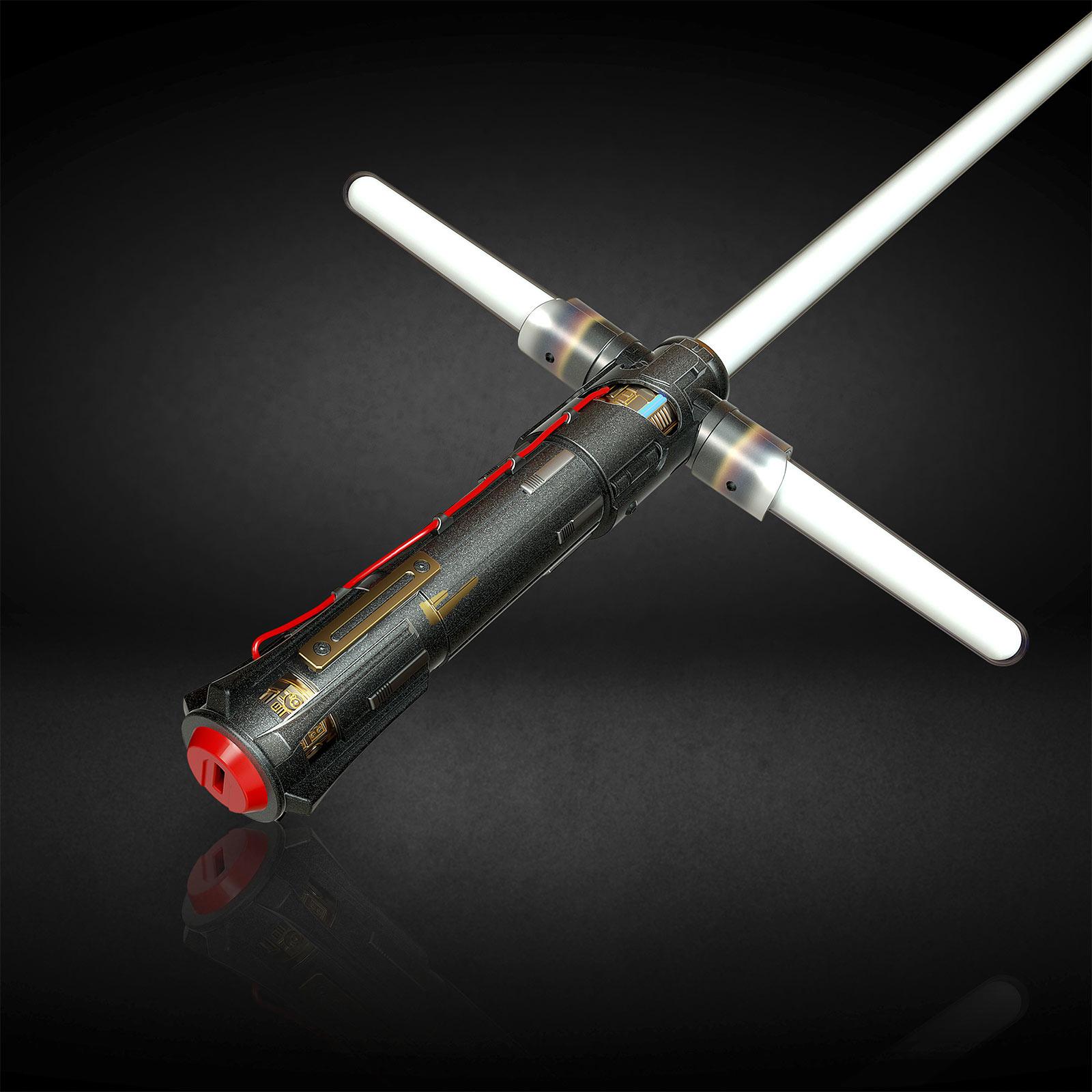Star Wars - Supreme Leader Kylo Ren Force FX Elite Lichtschwert