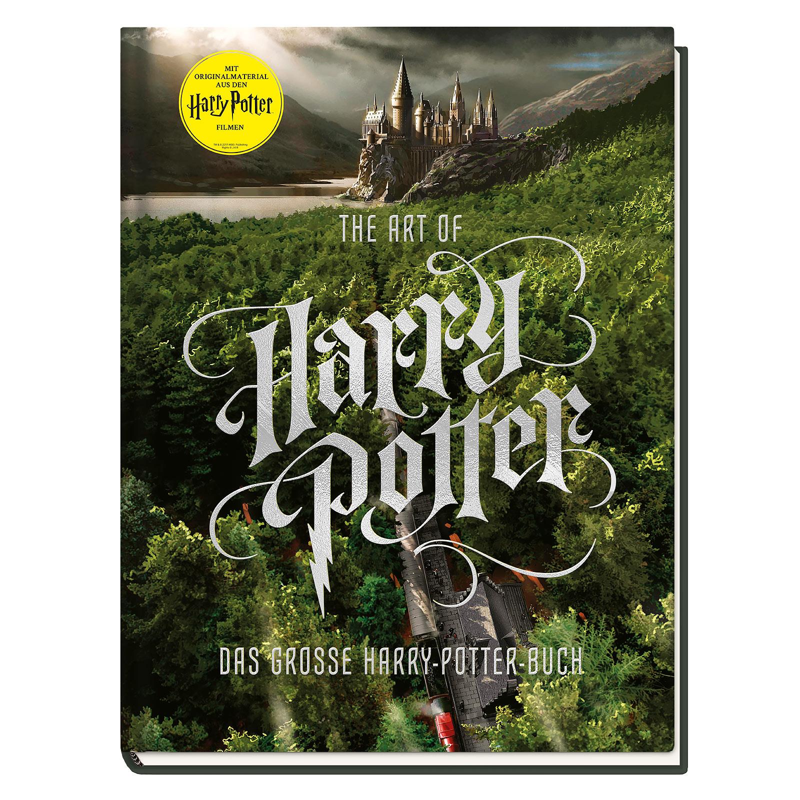 The Art of Harry Potter - Das große Harry-Potter-Buch