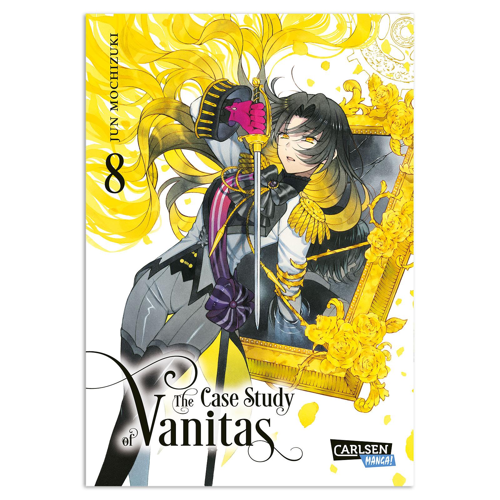 The Case Study Of Vanitas - Band 8 Taschenbuch