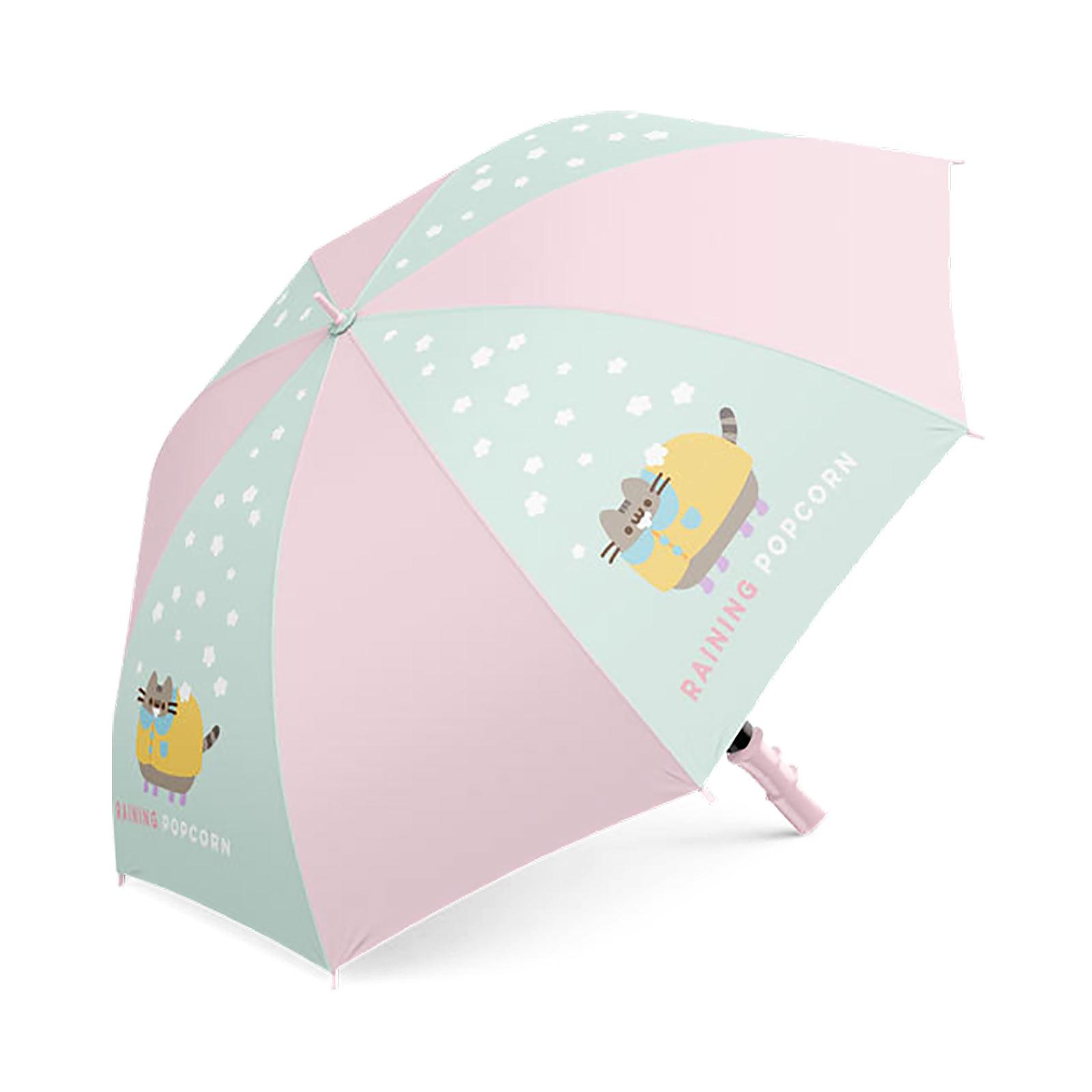 Pusheen - Raining Popcorn Schirm