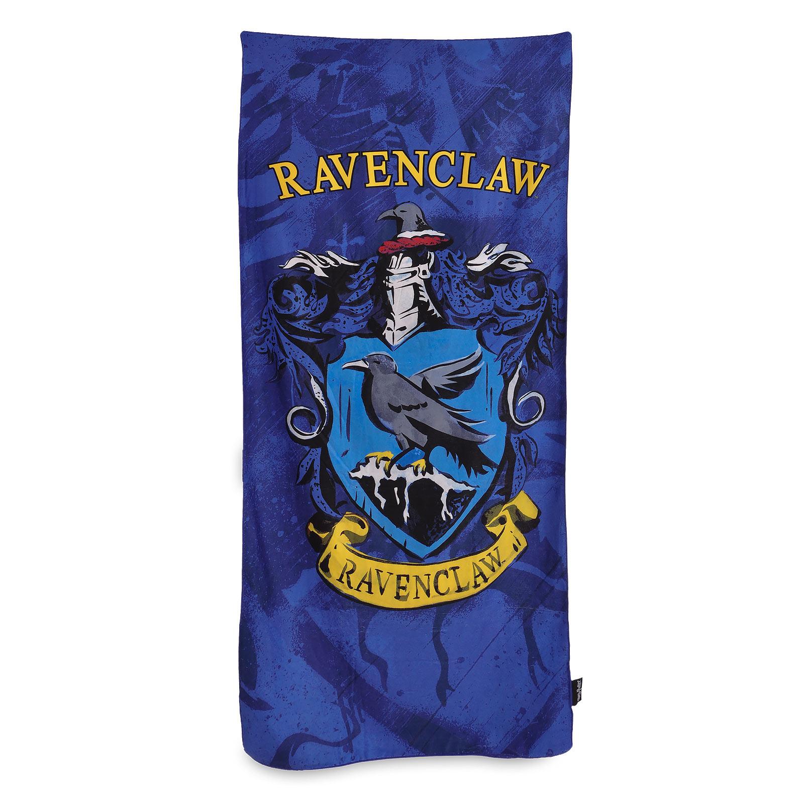Harry Potter - Ravenclaw Wappen Strandtuch