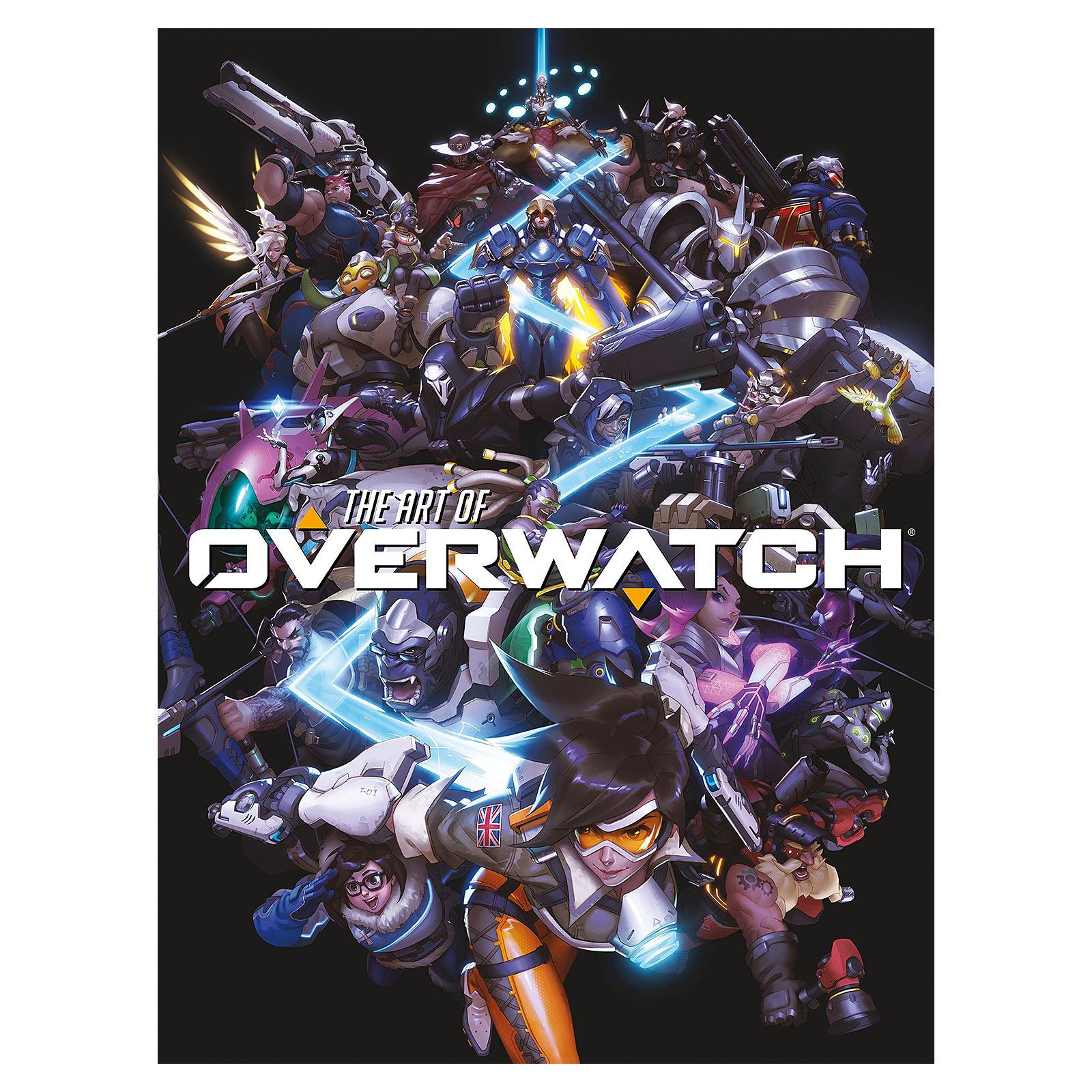 Overwatch Artbook - Gebundene Ausgabe
