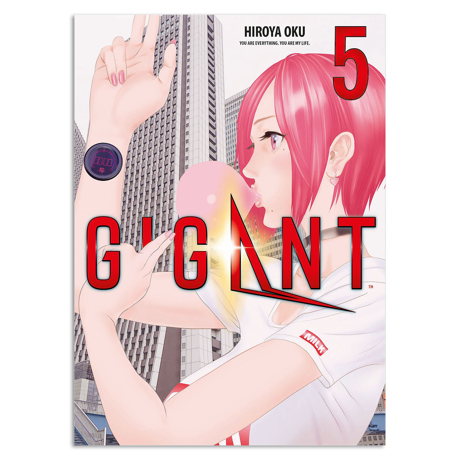 Gigant - Band 5 Taschenbuch