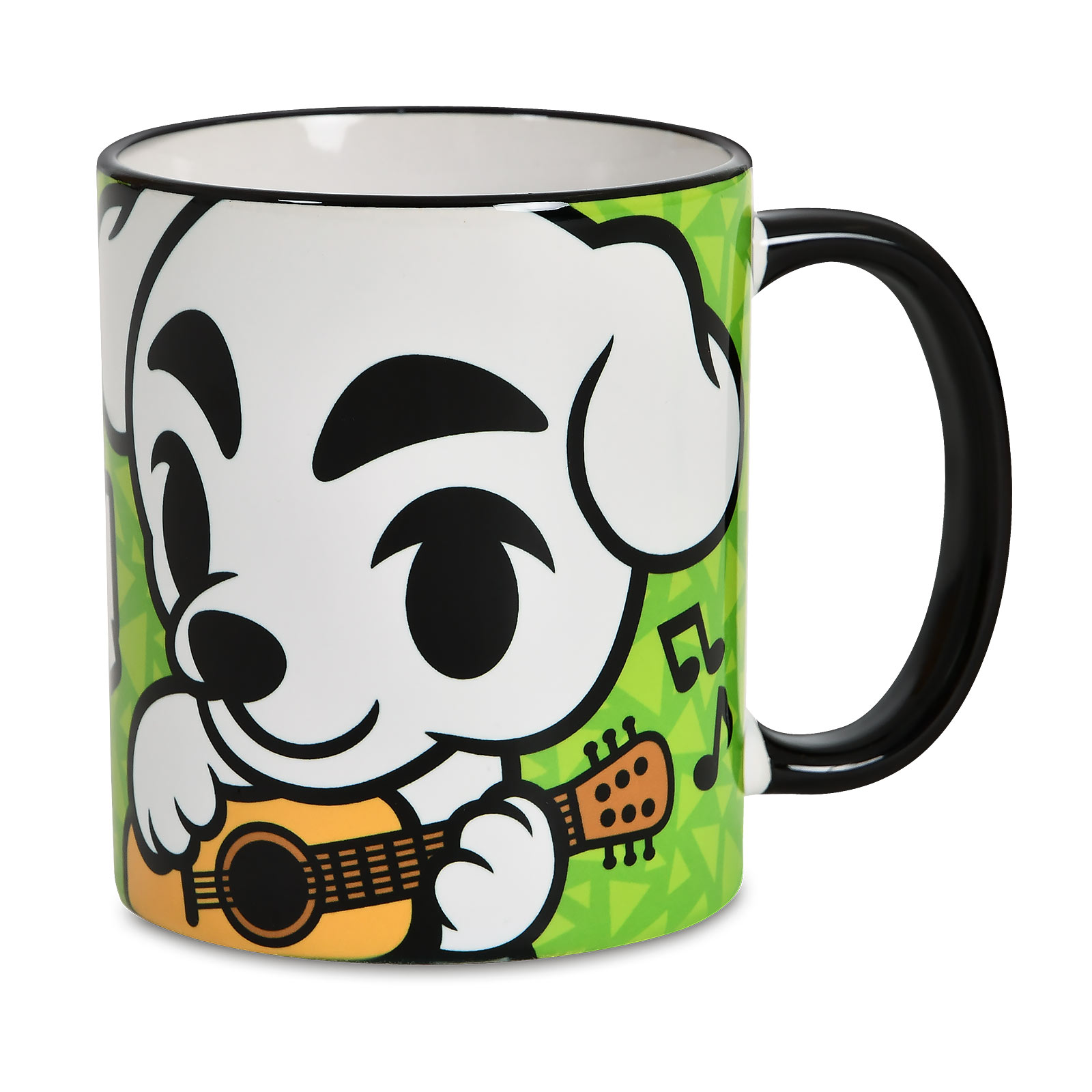 K.K. Slider Tasse für Animal Crossing Fans