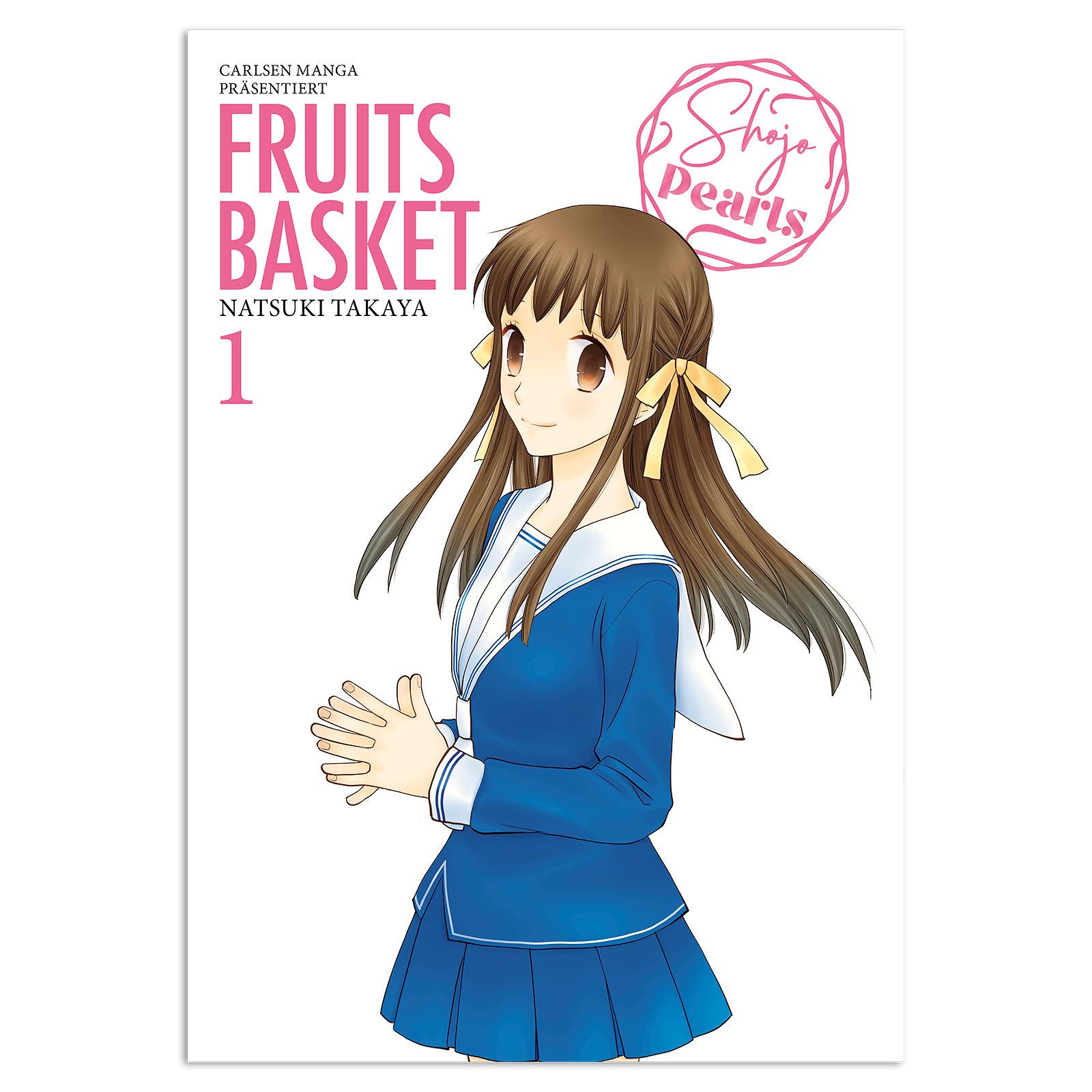 Fruits Basket - Pearls Band 1 Taschenbuch