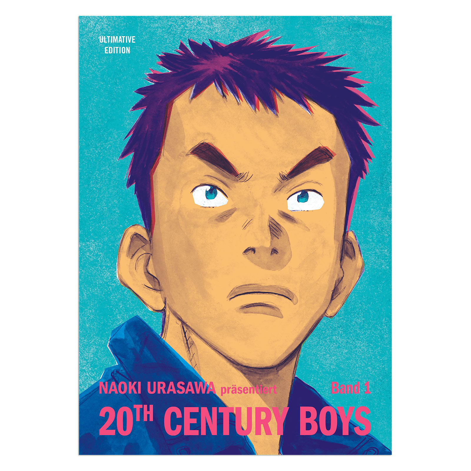 20th Century Boys - Band 1 Taschenbuch Ultimate Edition