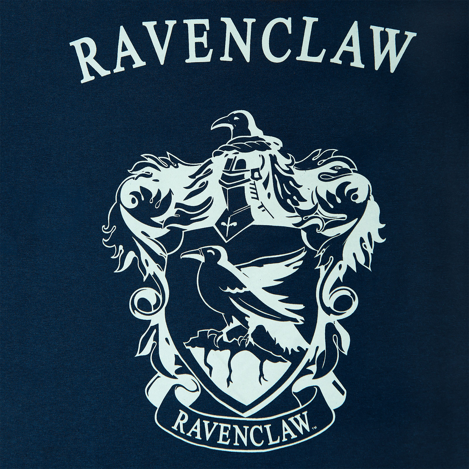 Harry Potter - Ravenclaw Pyjama kurz Damen