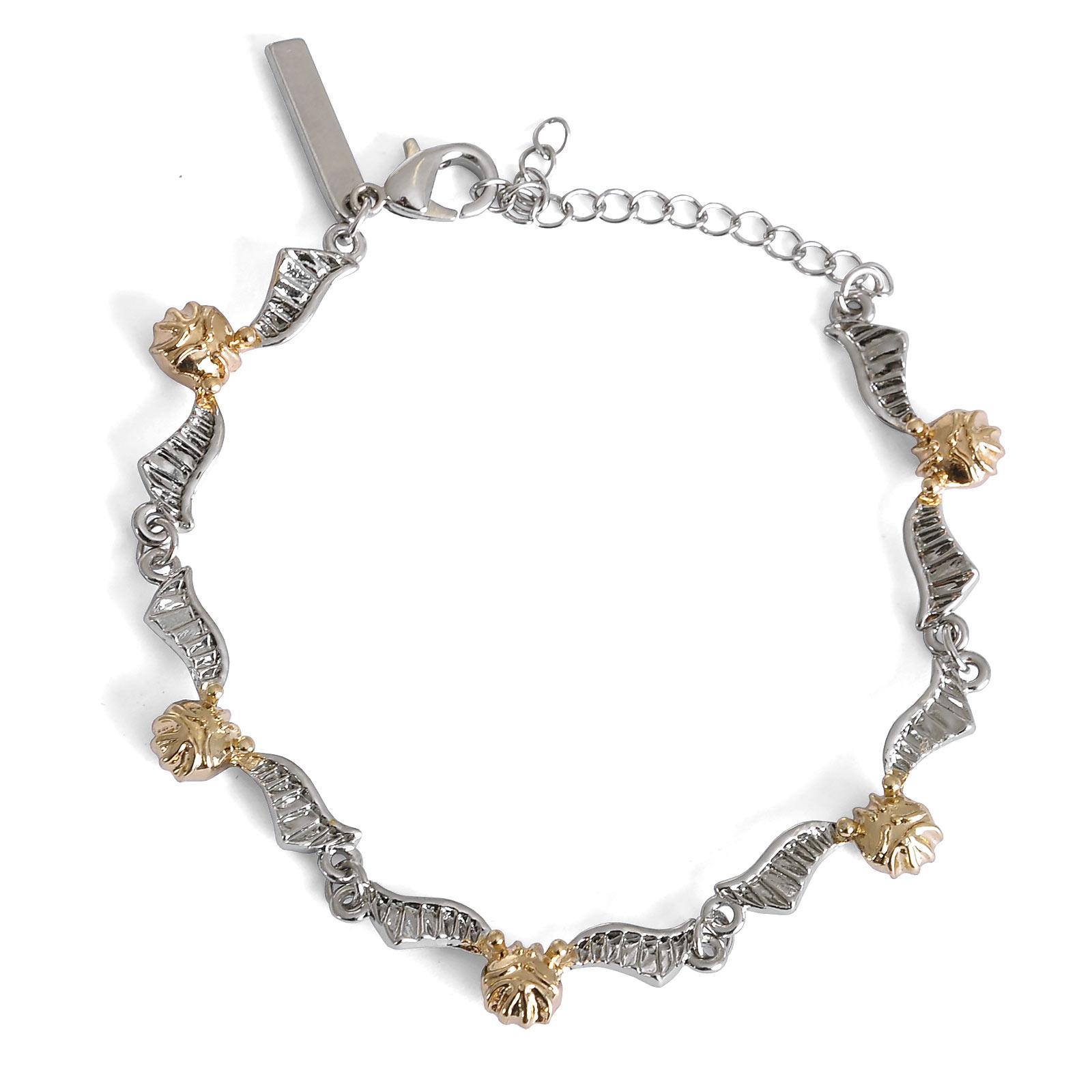 Harry Potter - Goldener Schnatz Armband