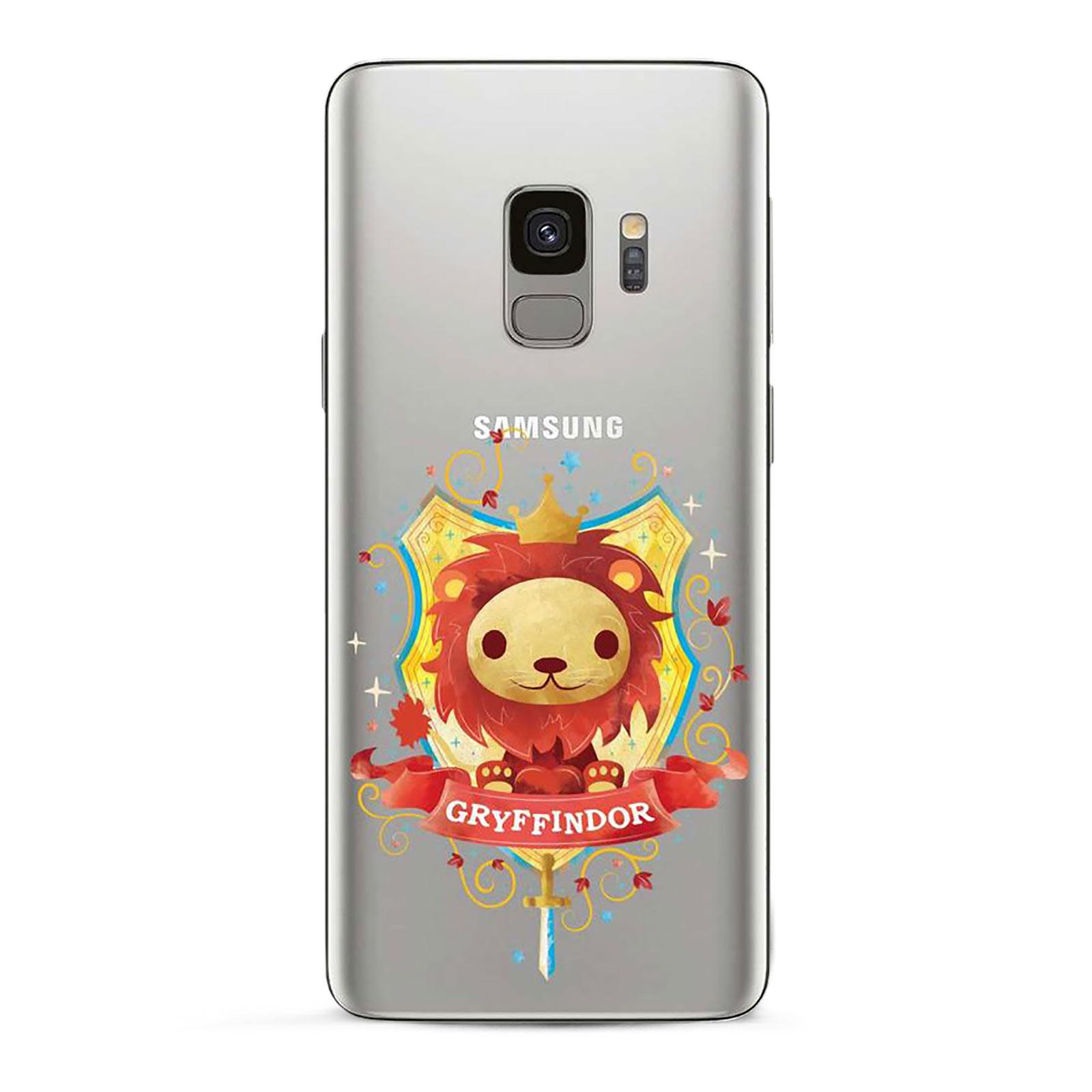 Harry Potter - Magical Gryffindor Samsung Galaxy S9 Handyhülle Silikon transparent