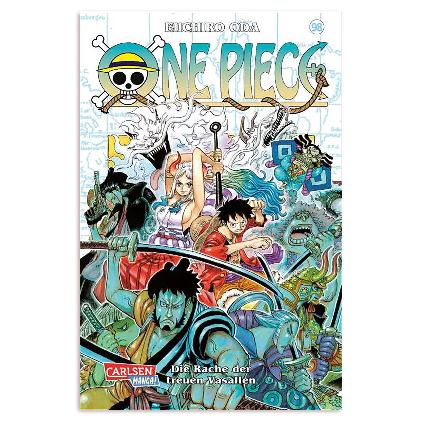 One Piece - Band 98 Taschenbuch